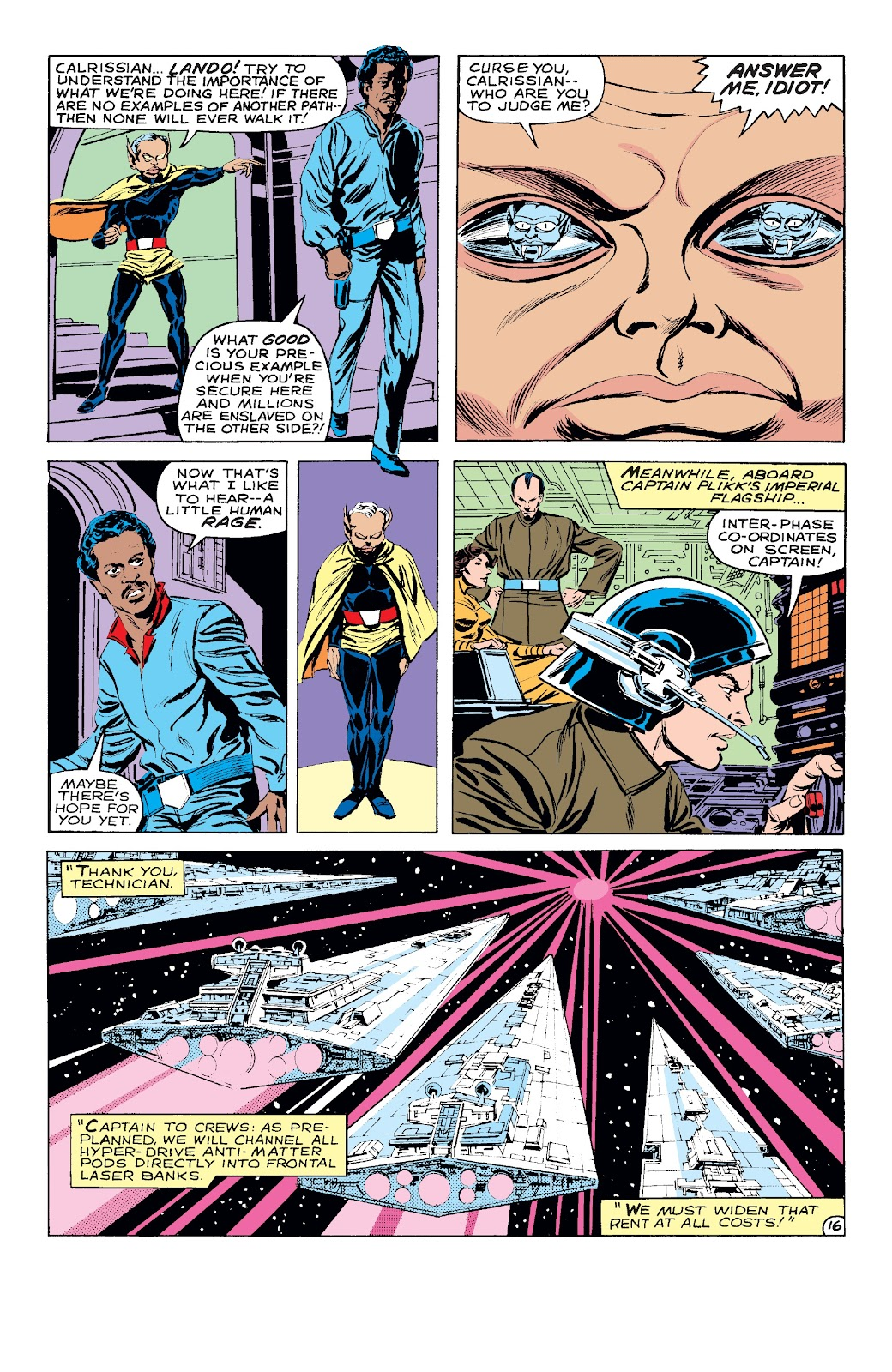 Read online Star Wars Legends: The Original Marvel Years - Epic Collection comic -  Issue # TPB 3 (Part 2) - 52