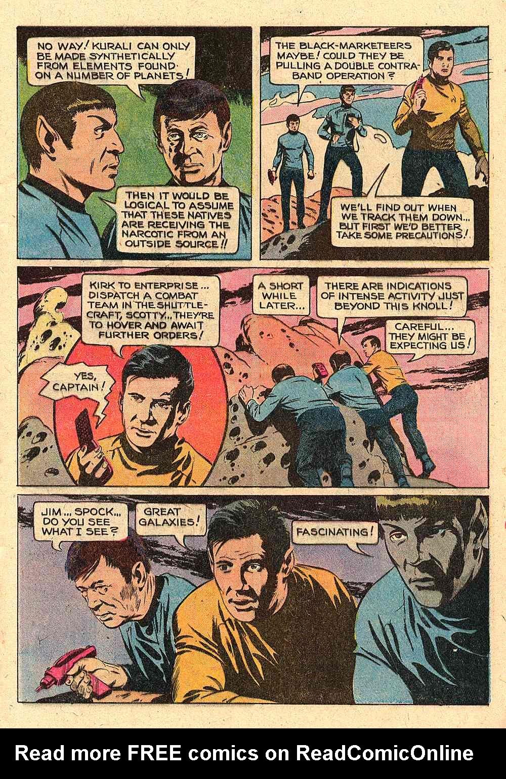 Star Trek (1967) issue 52 - Page 7