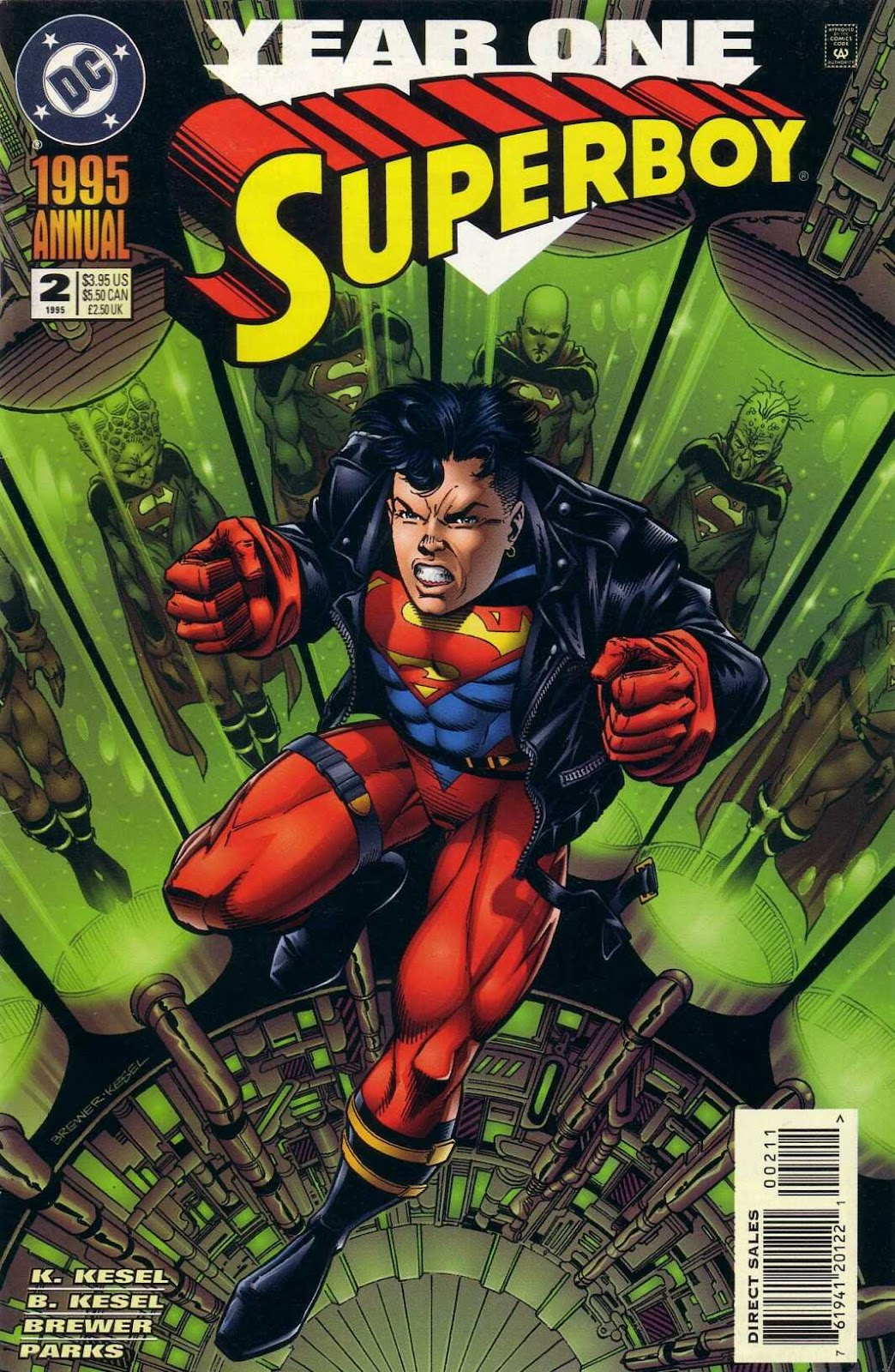 Superboy (1994) _Annual_2 Page 1