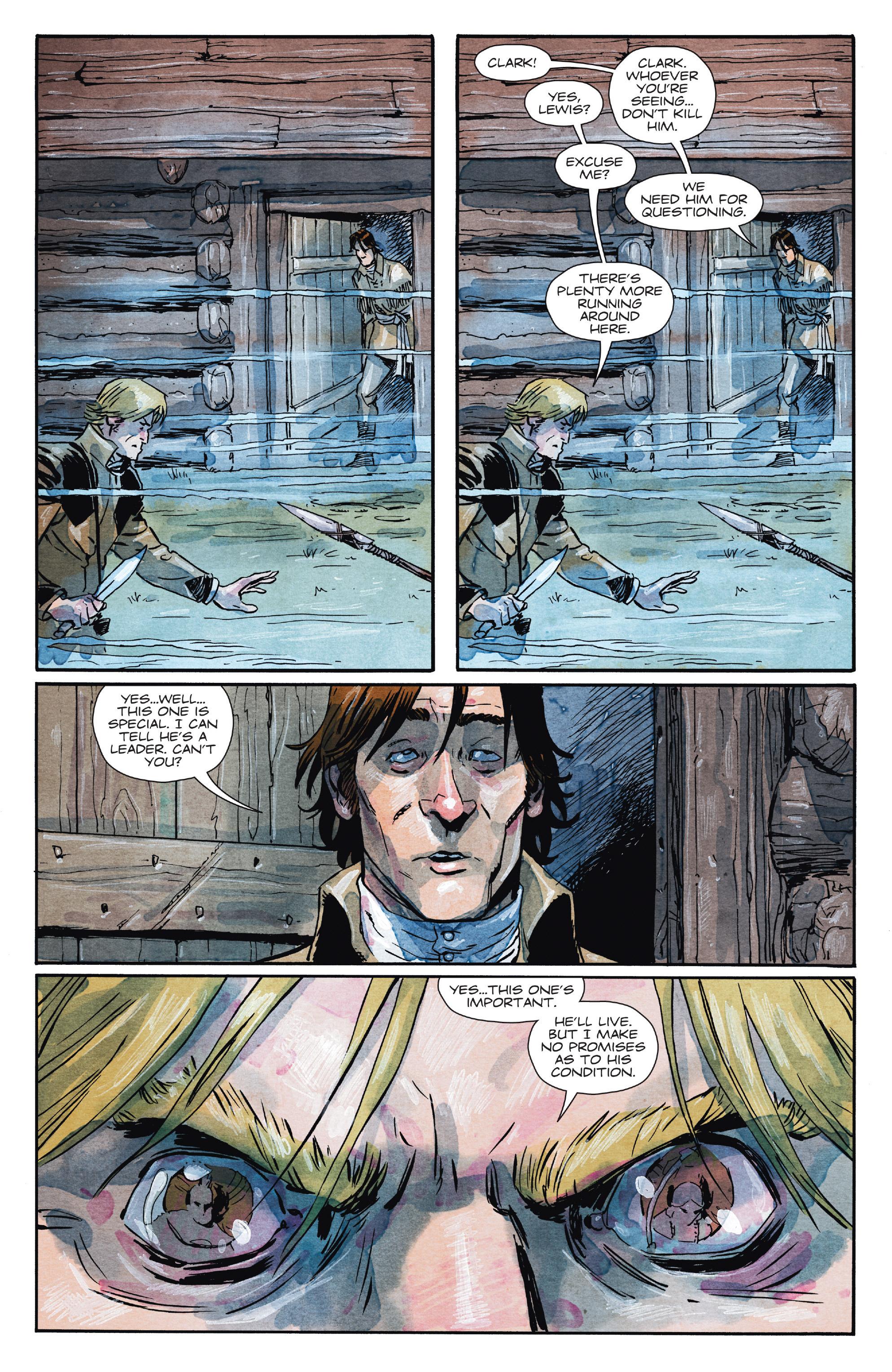 Read online Manifest Destiny comic -  Issue #28 - 7