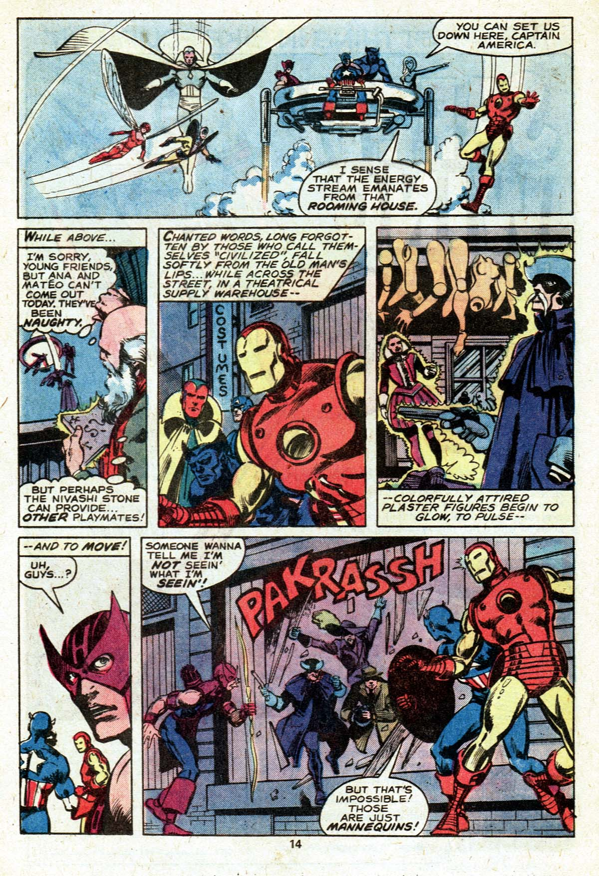 The Avengers (1963) 182 Page 8