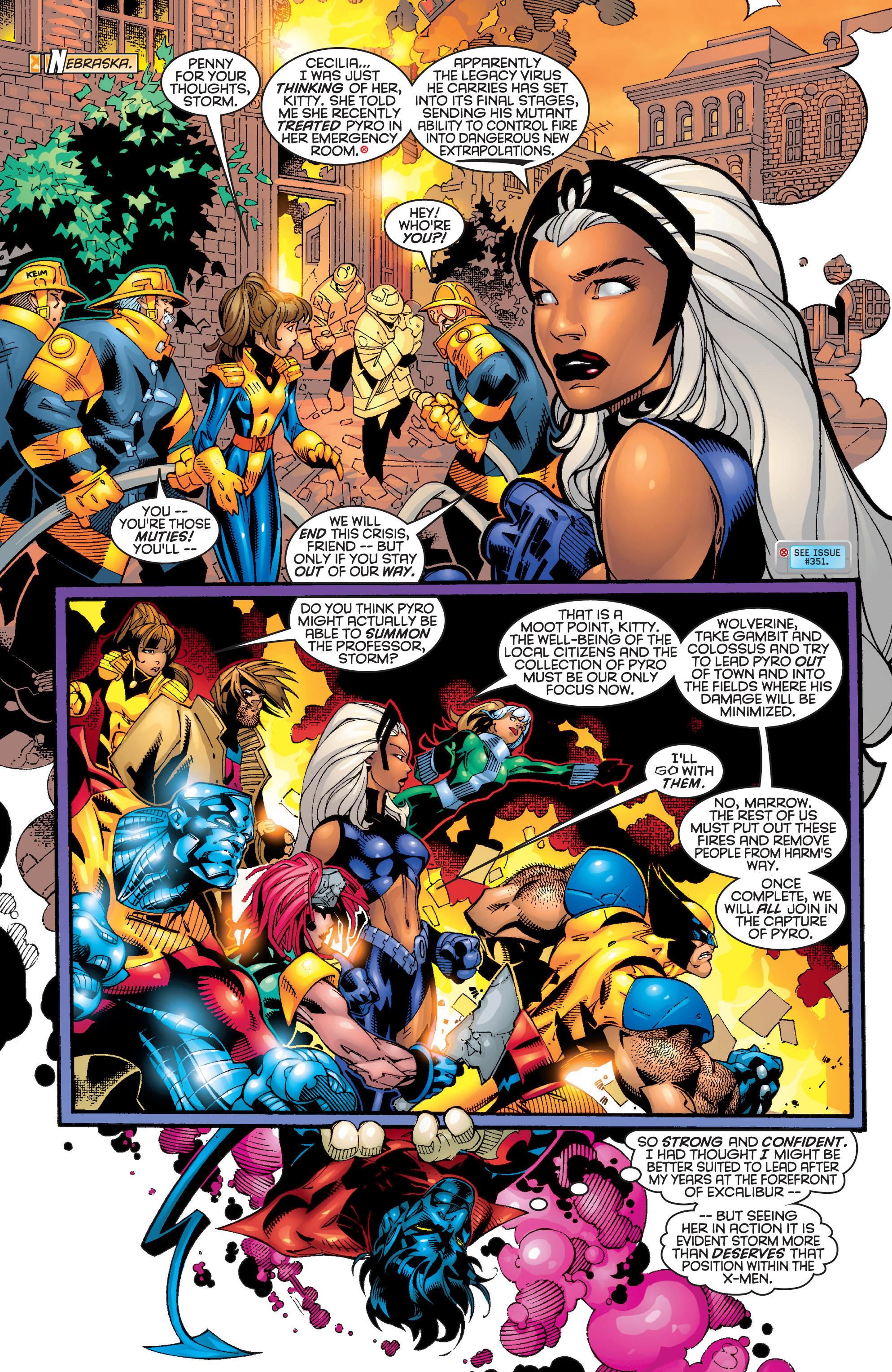 Read online Uncanny X-Men (1963) comic -  Issue #362 - 8