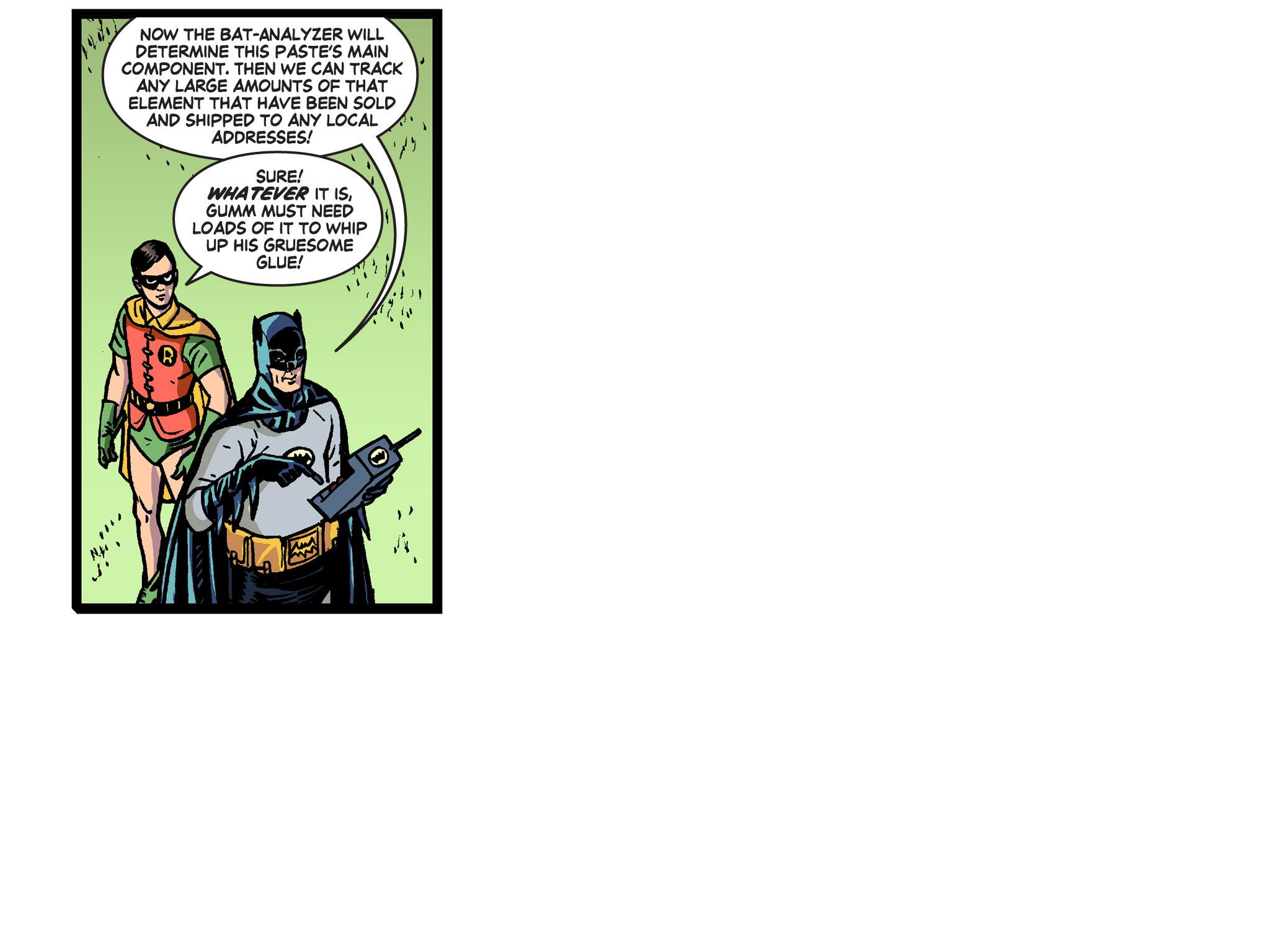 Read online Batman '66 Meets the Green Hornet [II] comic -  Issue #4 - 69