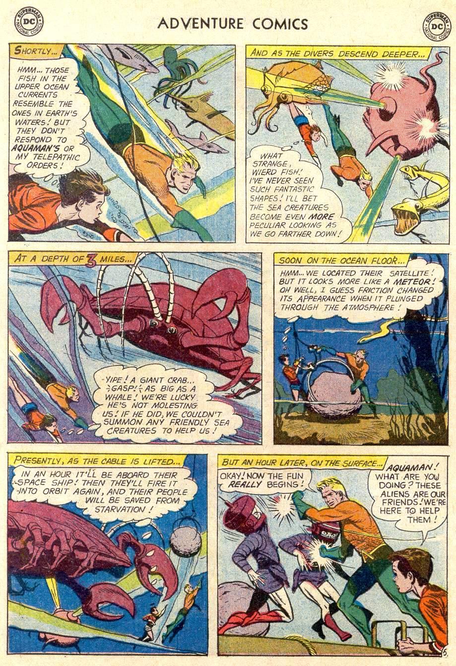 Read online Adventure Comics (1938) comic -  Issue #275 - 30