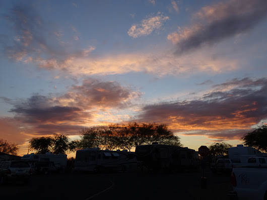 The 35 Sunsets of Arizona, 2016-2017 Winter