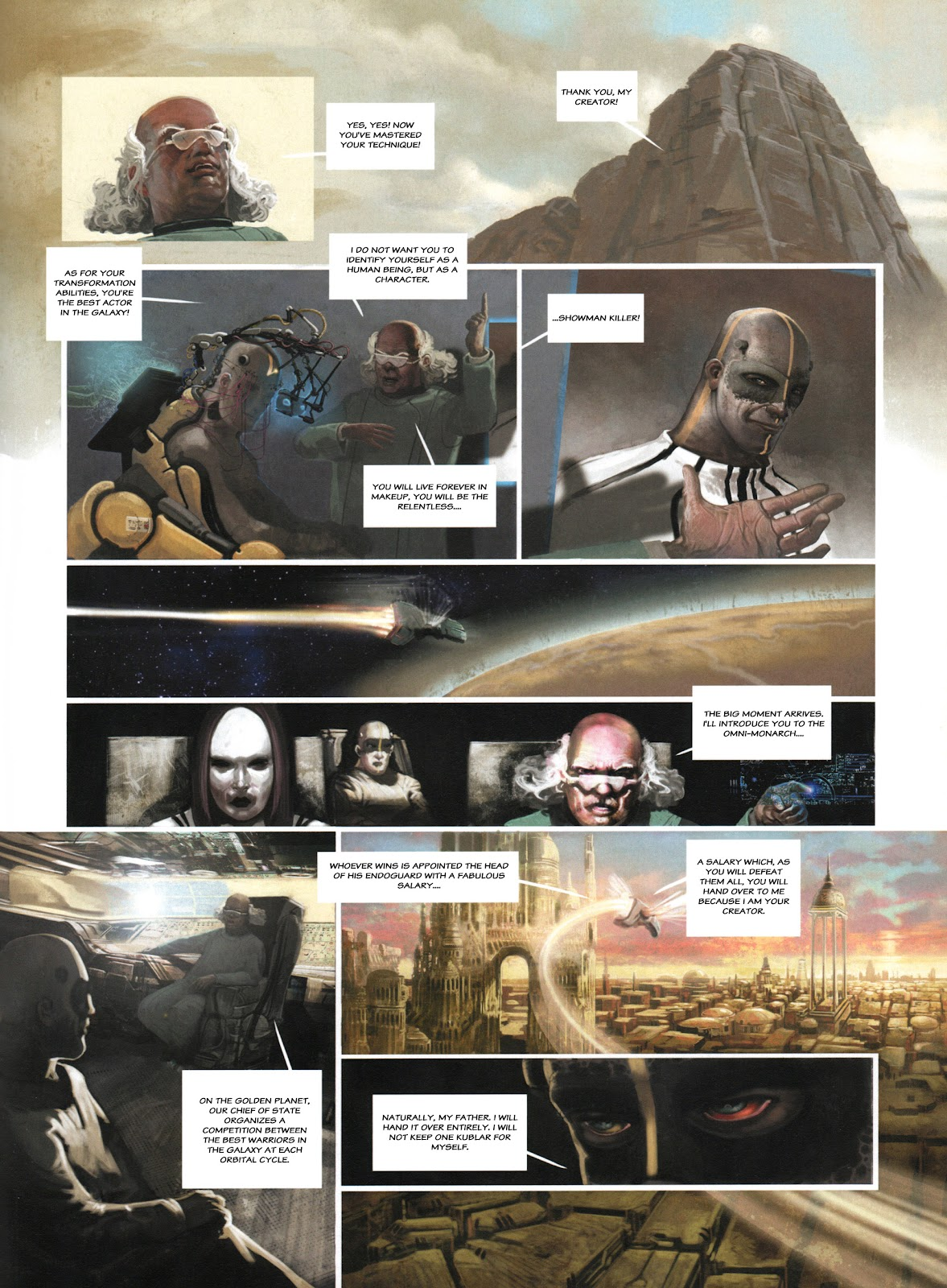 Showman Killer issue 1 - Page 11