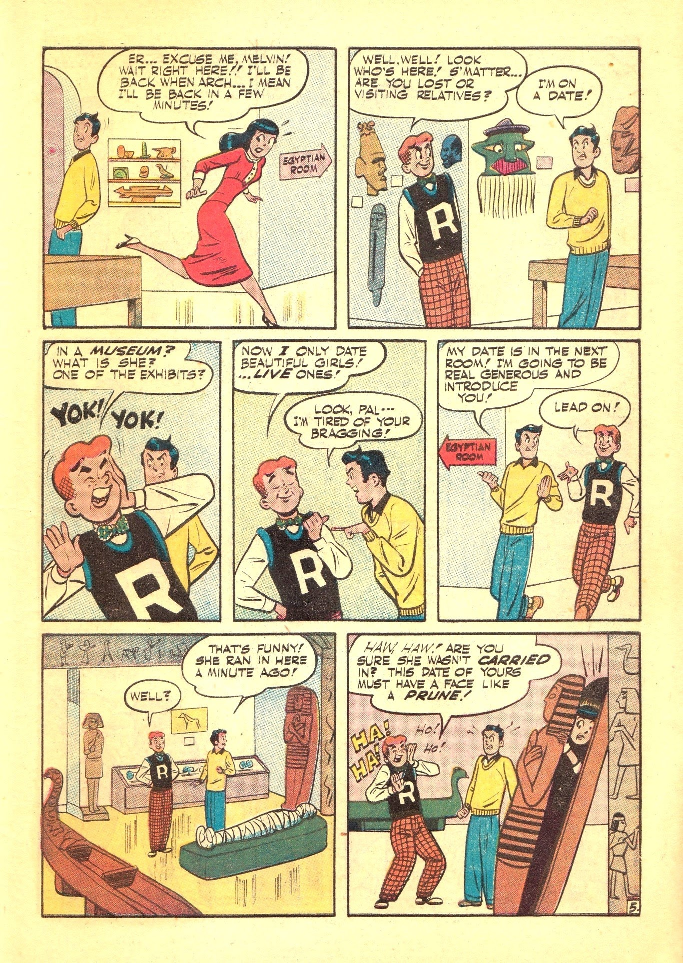 Archie Comics issue 087 - Page 7