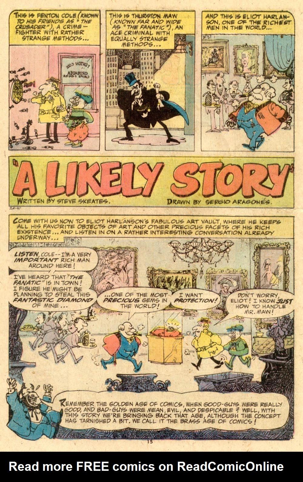 Read online Plop! comic -  Issue #8 - 16