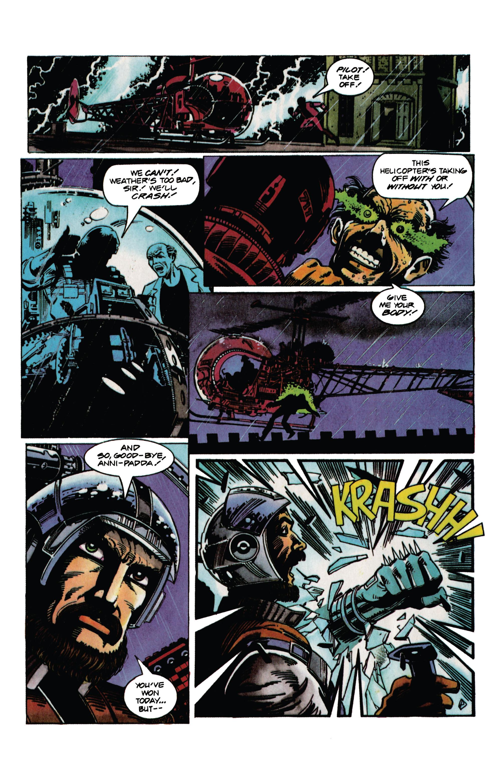 Read online Eternal Warrior (1992) comic -  Issue #31 - 19