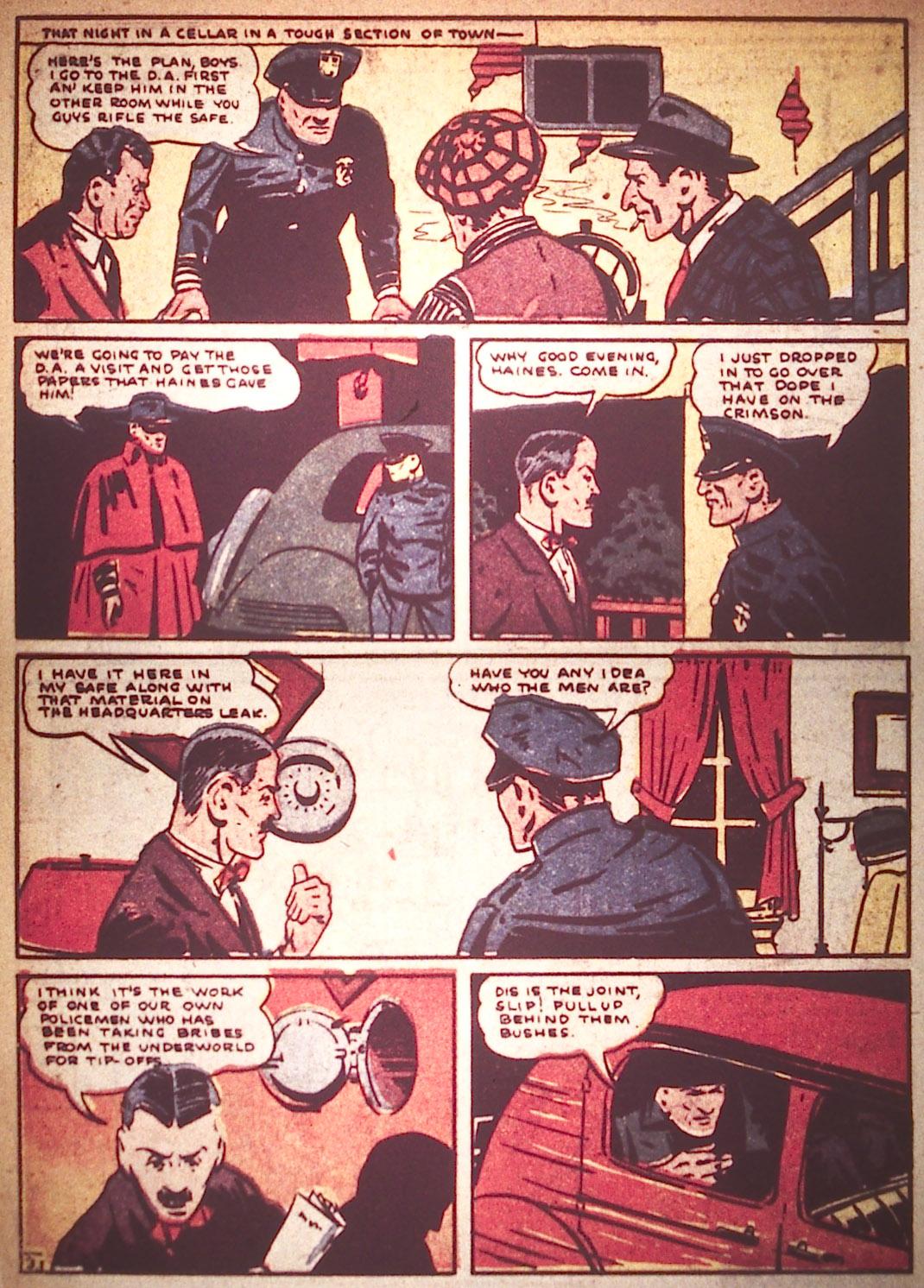 Detective Comics (1937) 22 Page 23