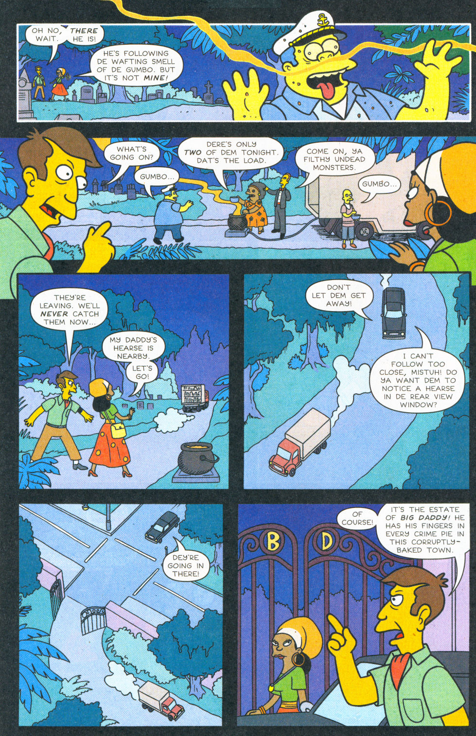 Read online Simpsons Comics comic -  Issue #112 - 7