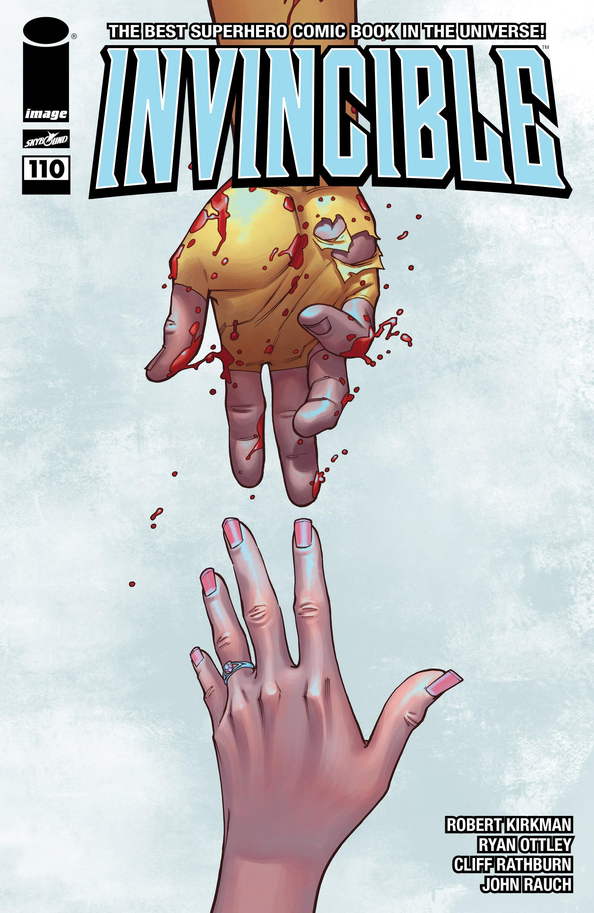 Invincible 110 Page 1