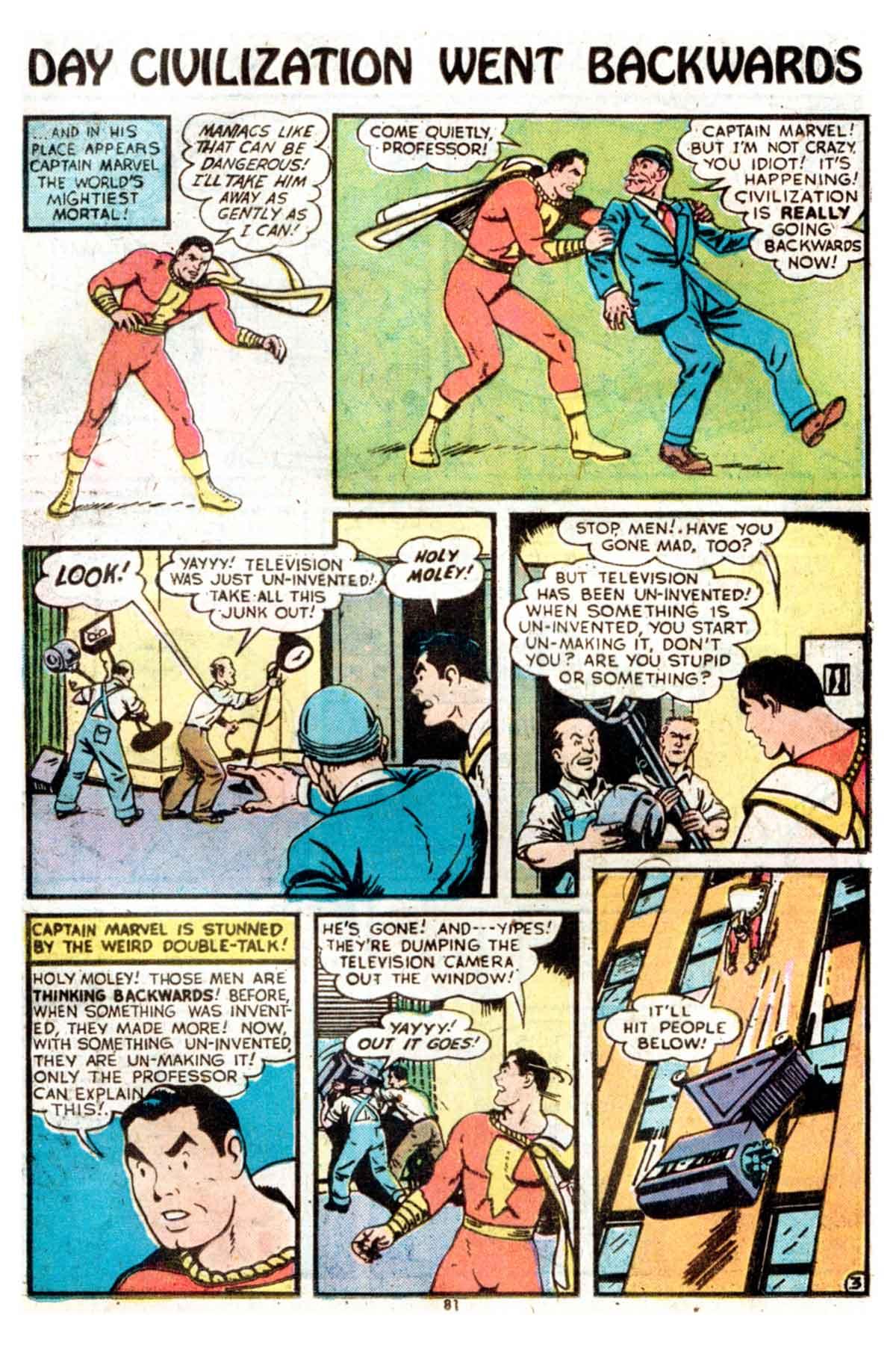 Read online Shazam! (1973) comic -  Issue #15 - 81
