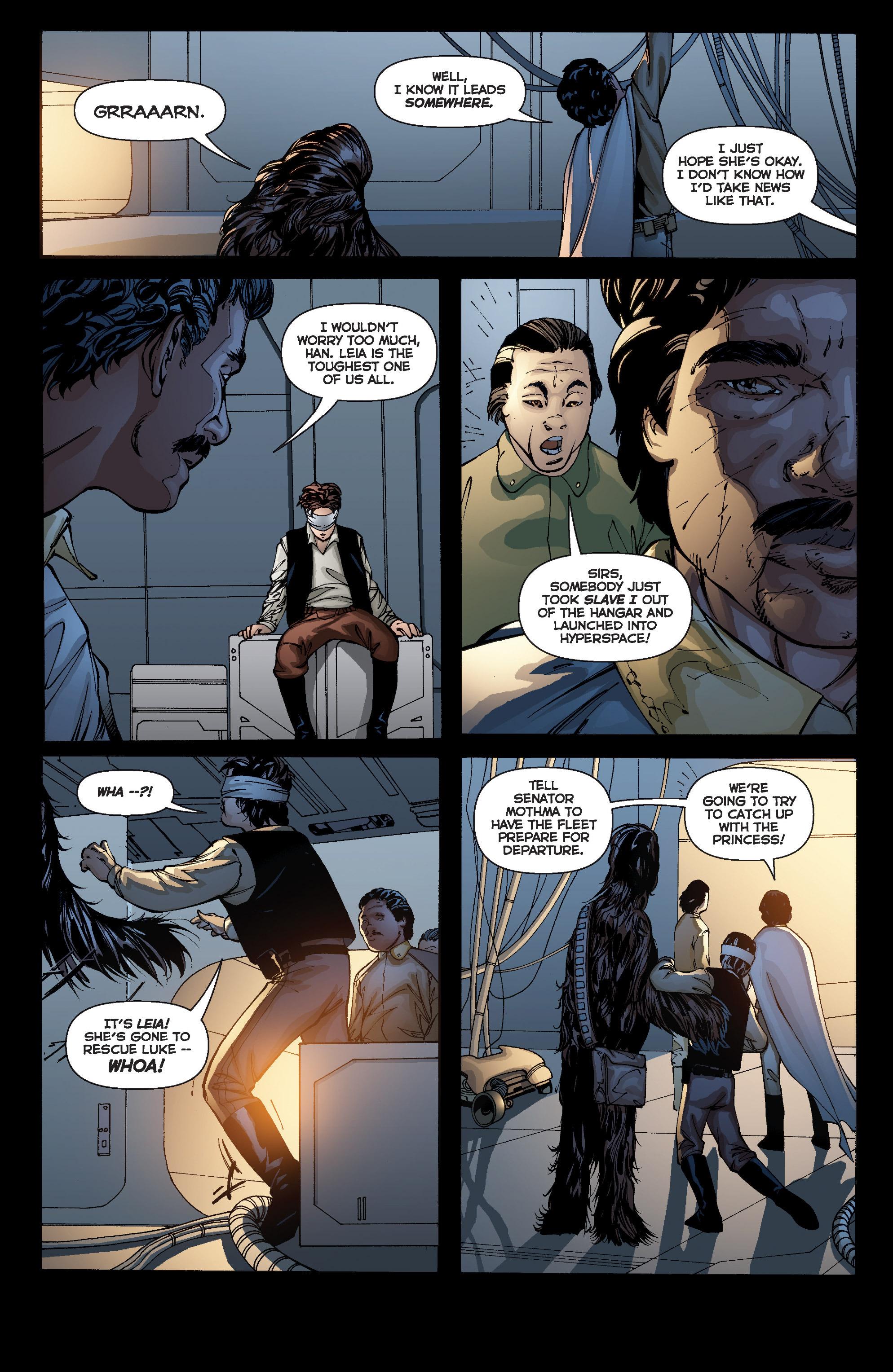 Read online Star Wars Omnibus comic -  Issue # Vol. 27 - 247