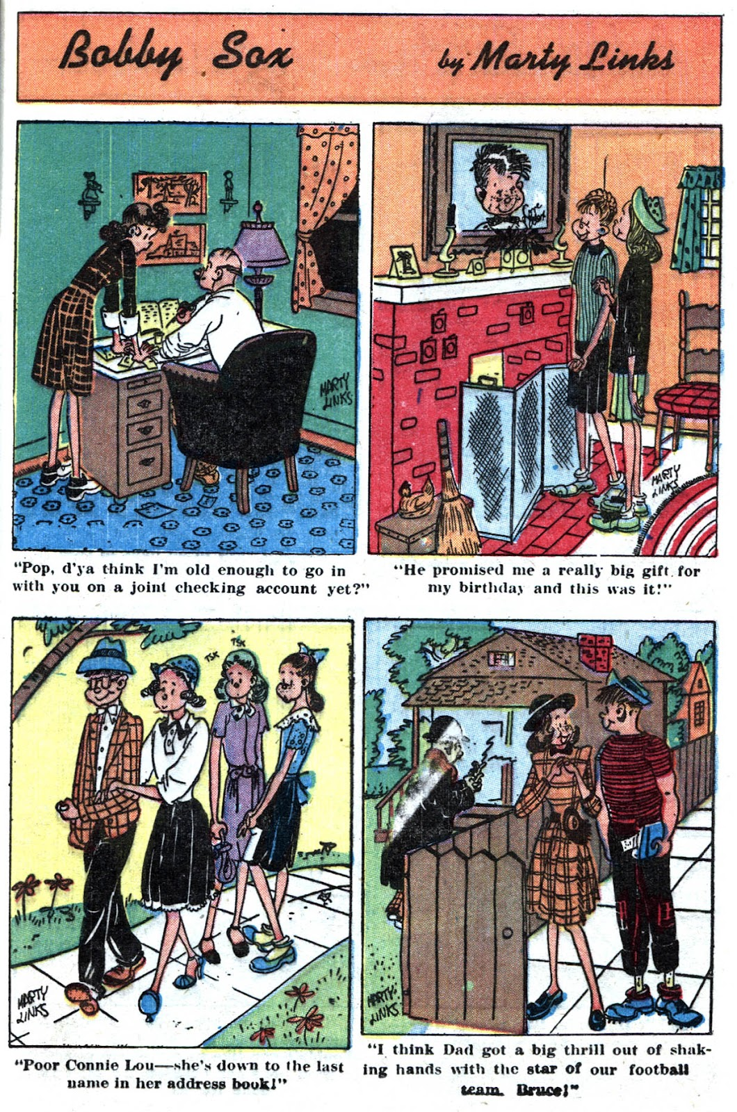 Read online Famous Funnies comic -  Issue #176 - 33