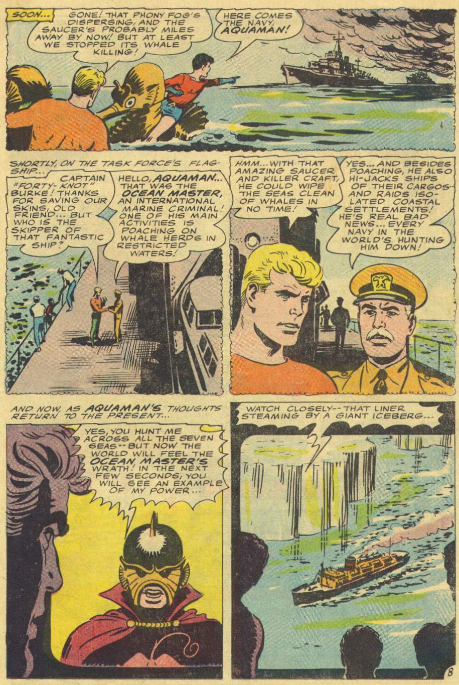 Read online Aquaman (1962) comic -  Issue #29 - 11