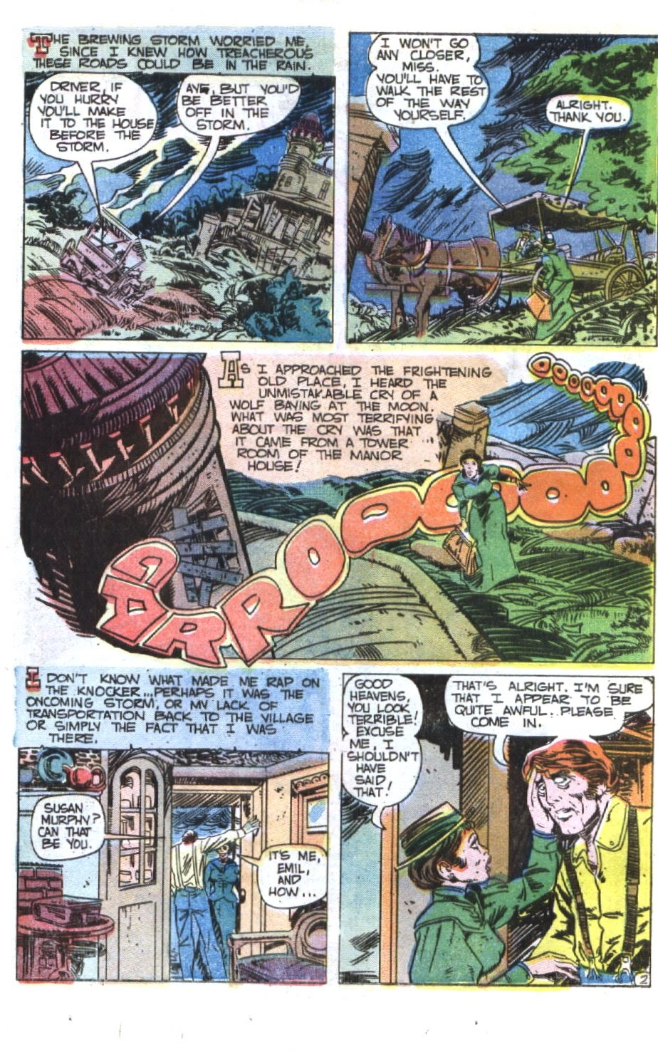Haunted Love (1973) issue 5 - Page 12
