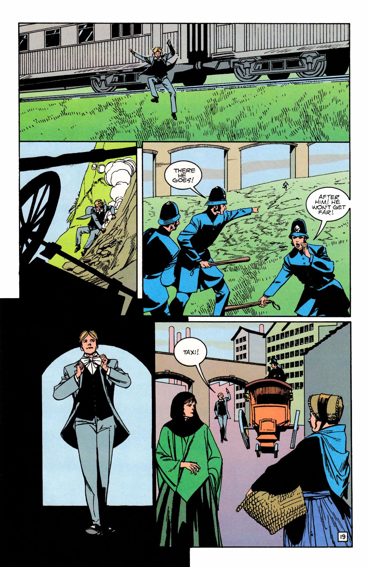 Read online Sebastian O comic -  Issue #3 - 23