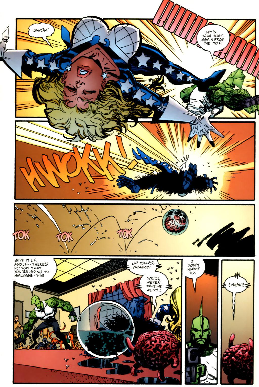 The Savage Dragon (1993) Issue #61 #64 - English 7