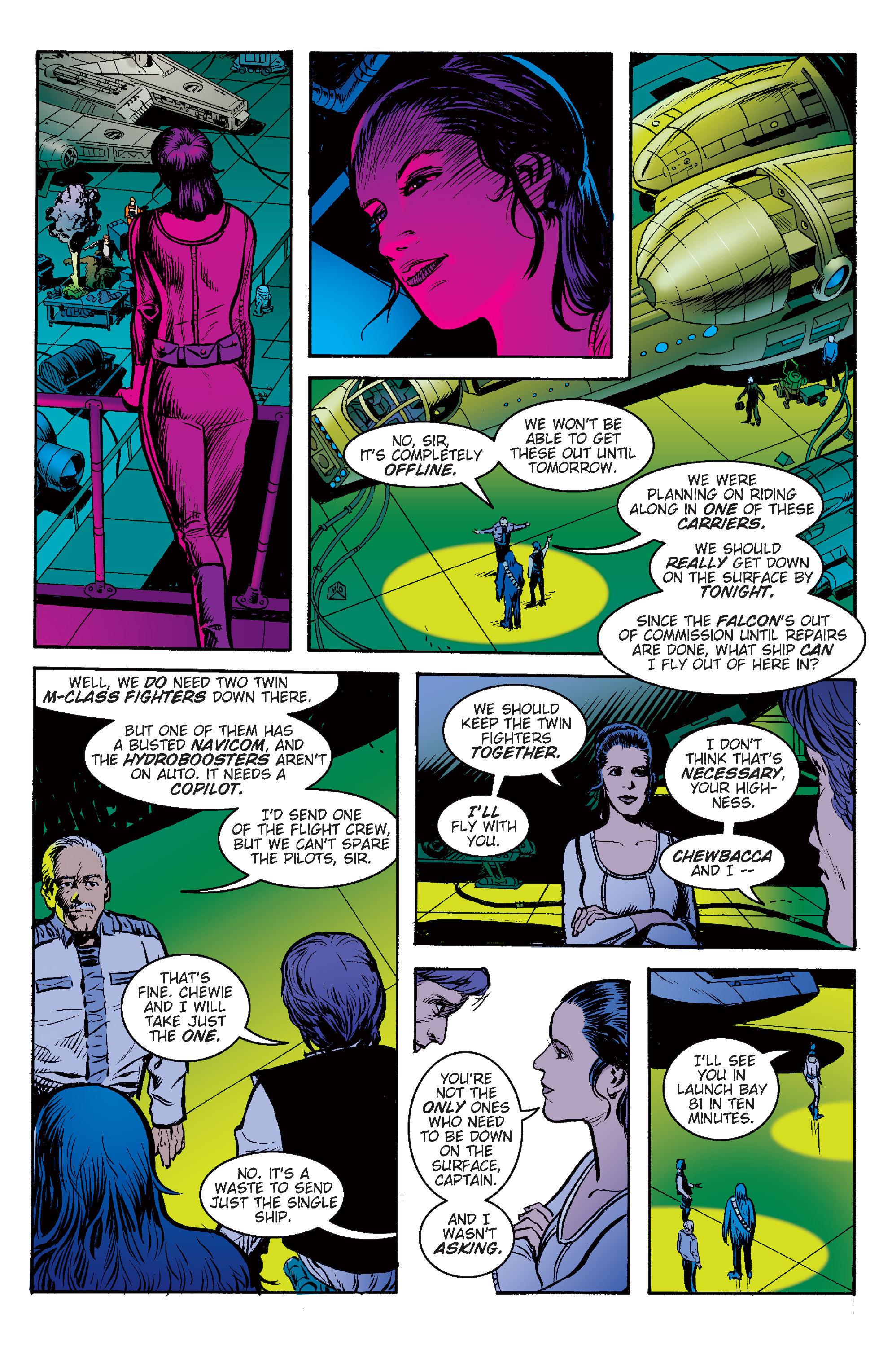 Read online Star Wars Omnibus comic -  Issue # Vol. 20 - 445