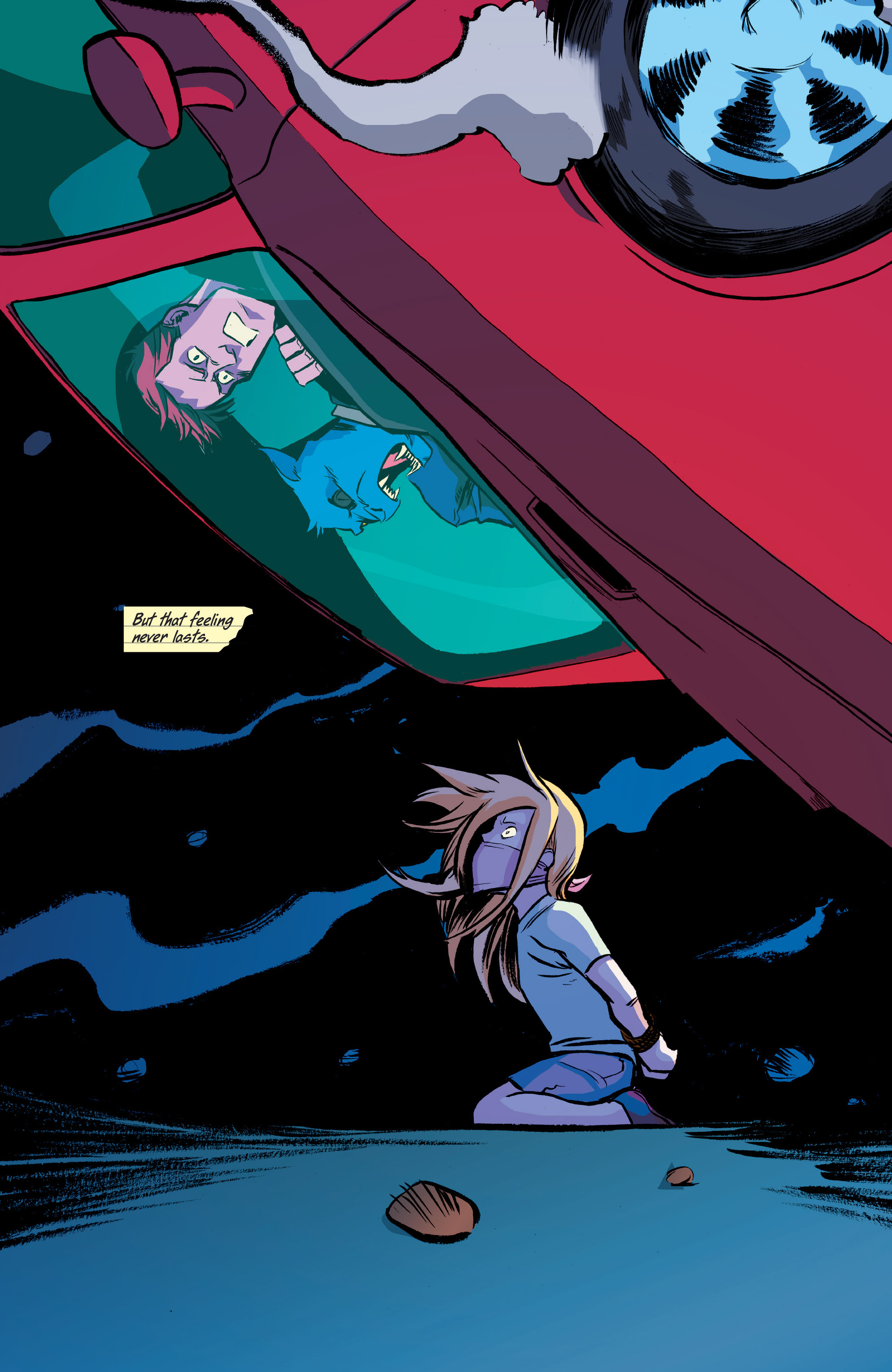 Read online Spencer & Locke comic -  Issue #2 - 23