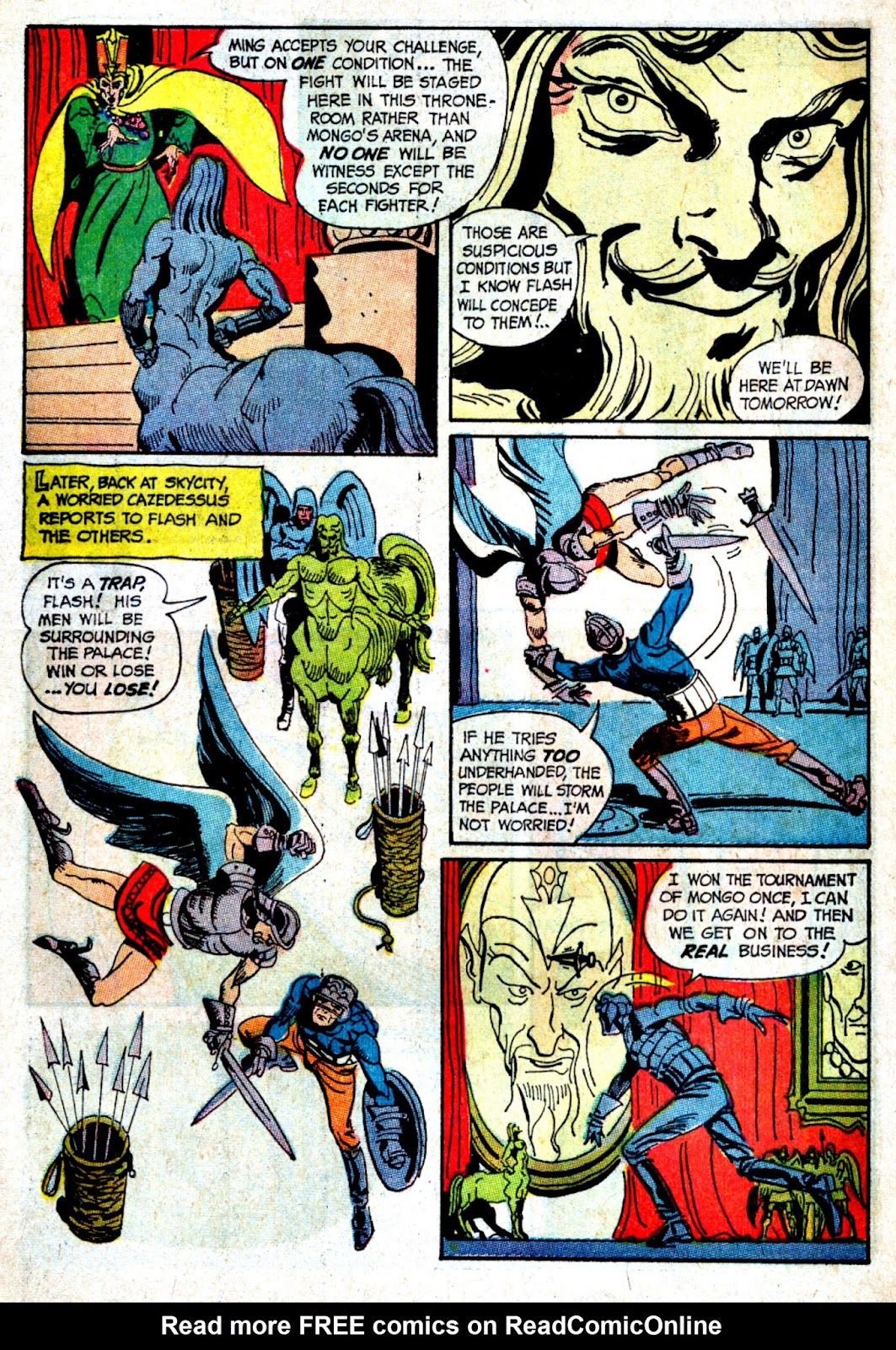 Flash Gordon (1966) issue 3 - Page 25
