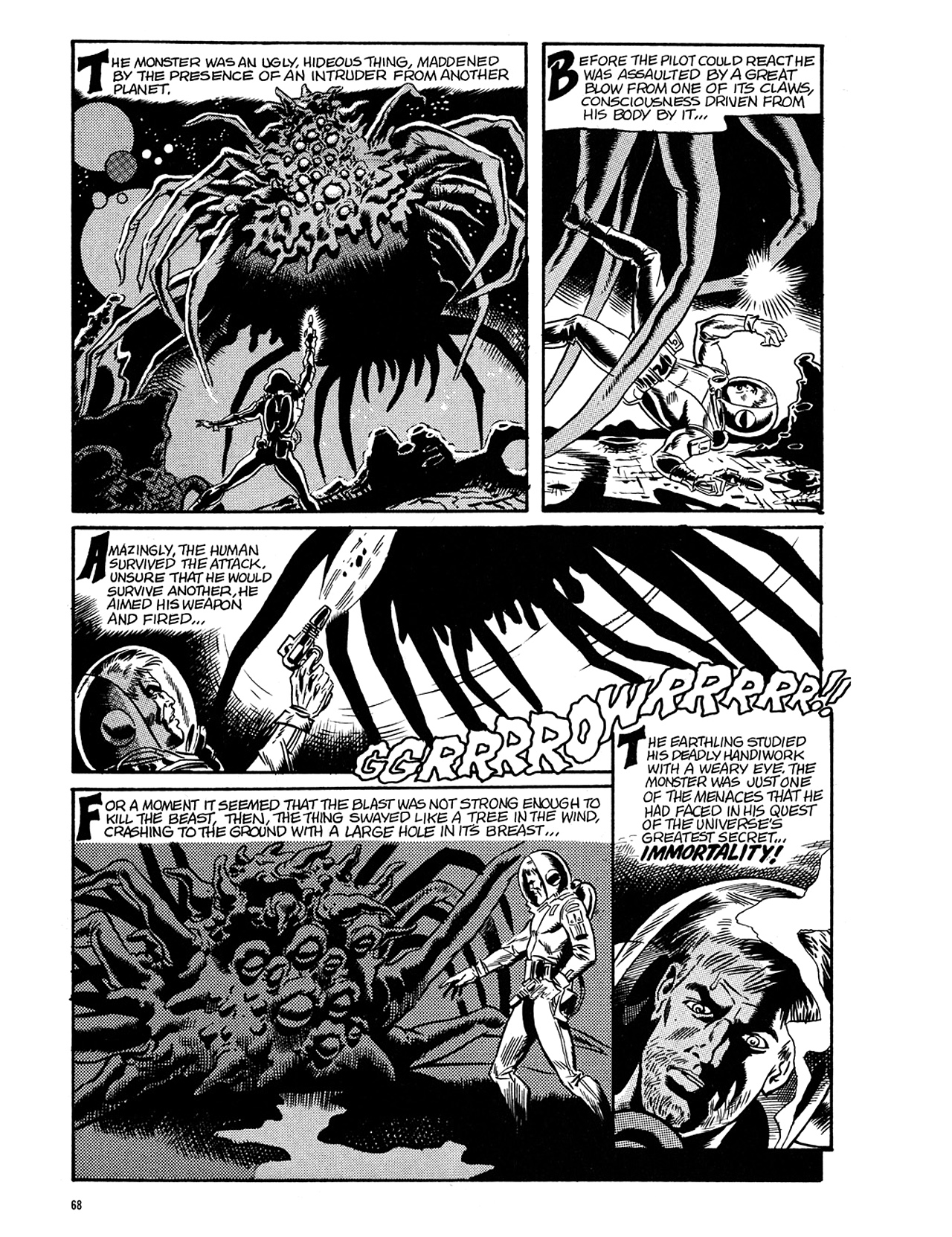 Read online Eerie Archives comic -  Issue # TPB 5 - 69