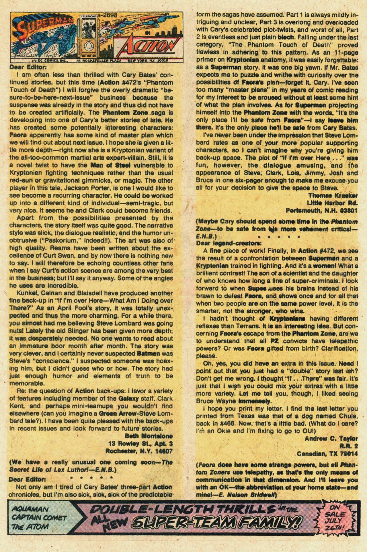 Action Comics (1938) 476 Page 31