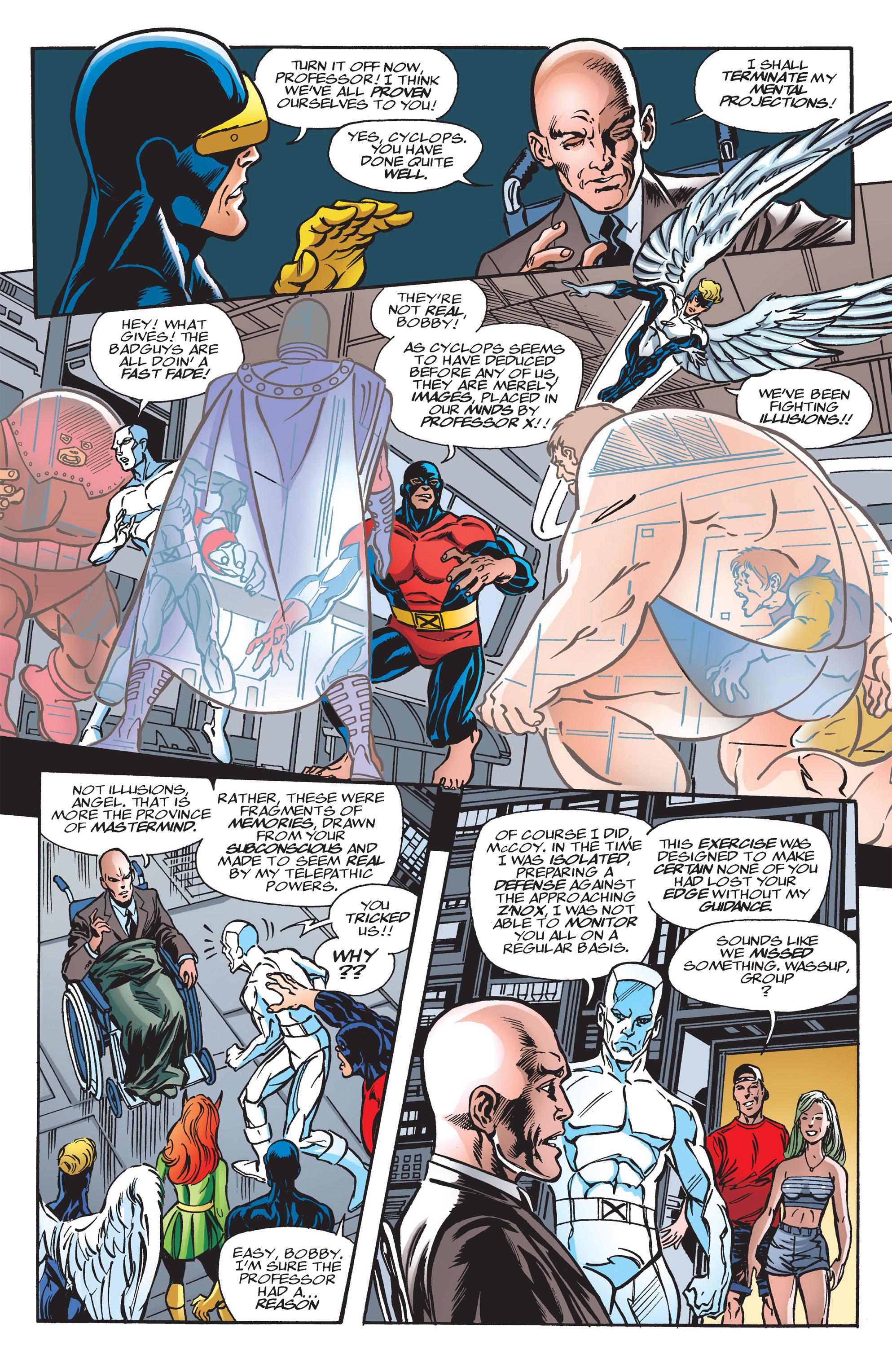 X-Men (1991) 94 Page 31