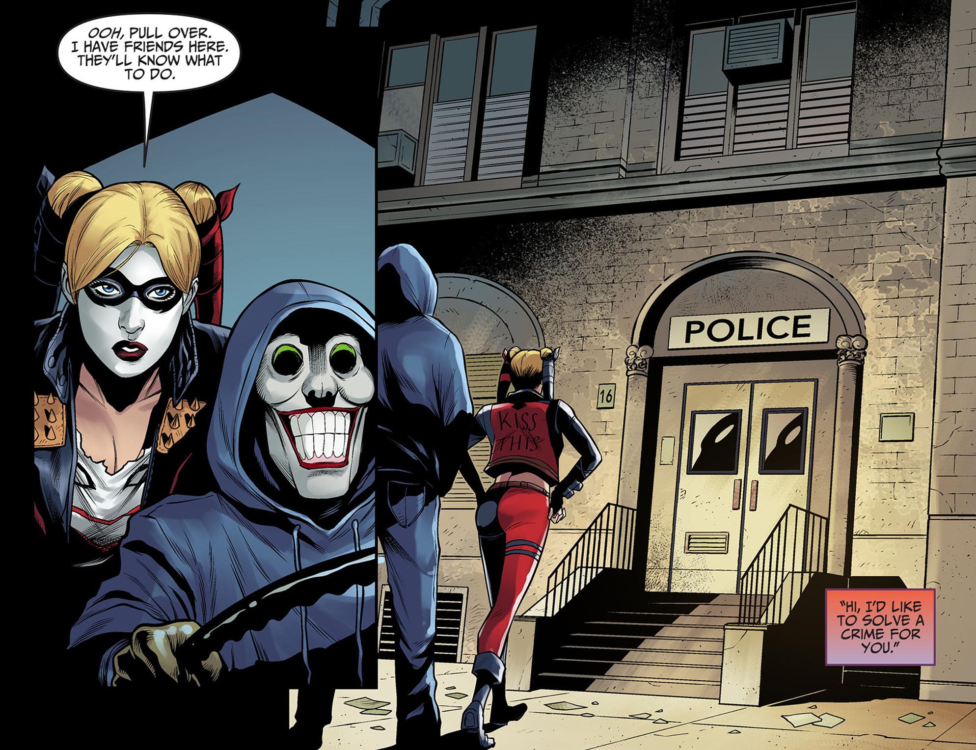 Read online Injustice: Ground Zero comic -  Issue #7 - 13