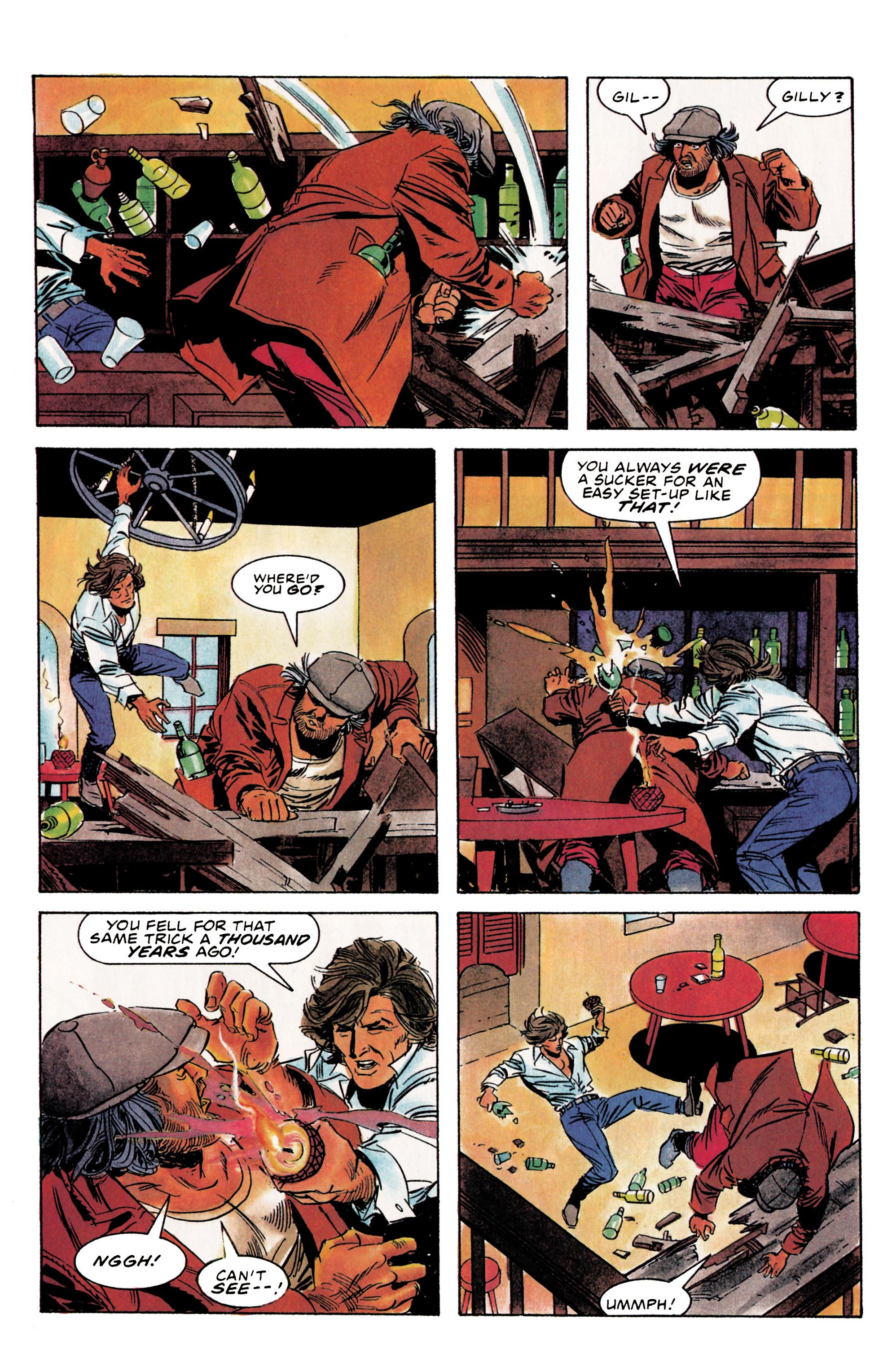 Read online Eternal Warrior (1992) comic -  Issue #3 - 20