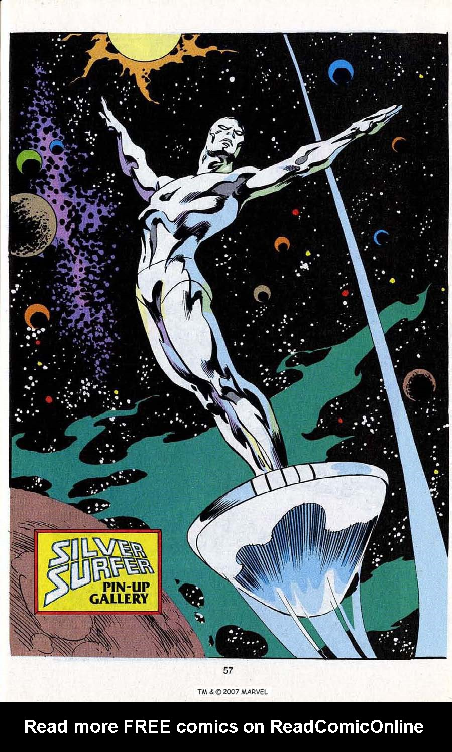 Read online Silver Surfer (1987) comic -  Issue # _Annual 5 - 59