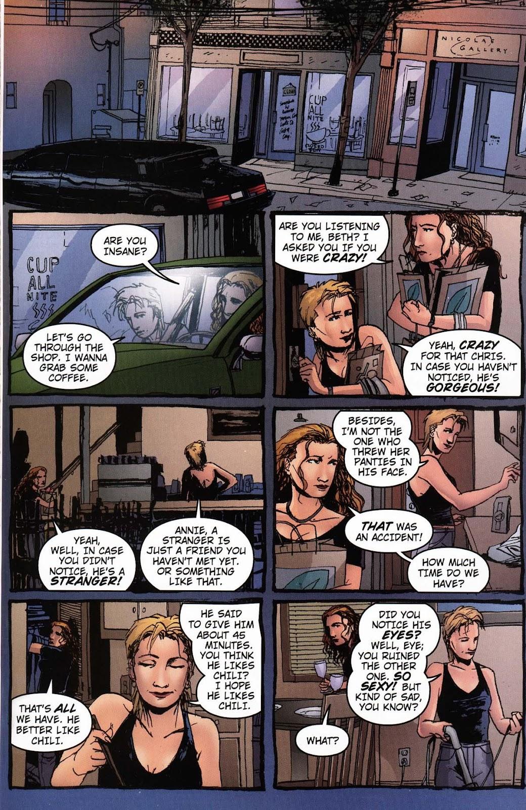 Read online Vampire the Masquerade comic -  Issue # Ventrue - 7