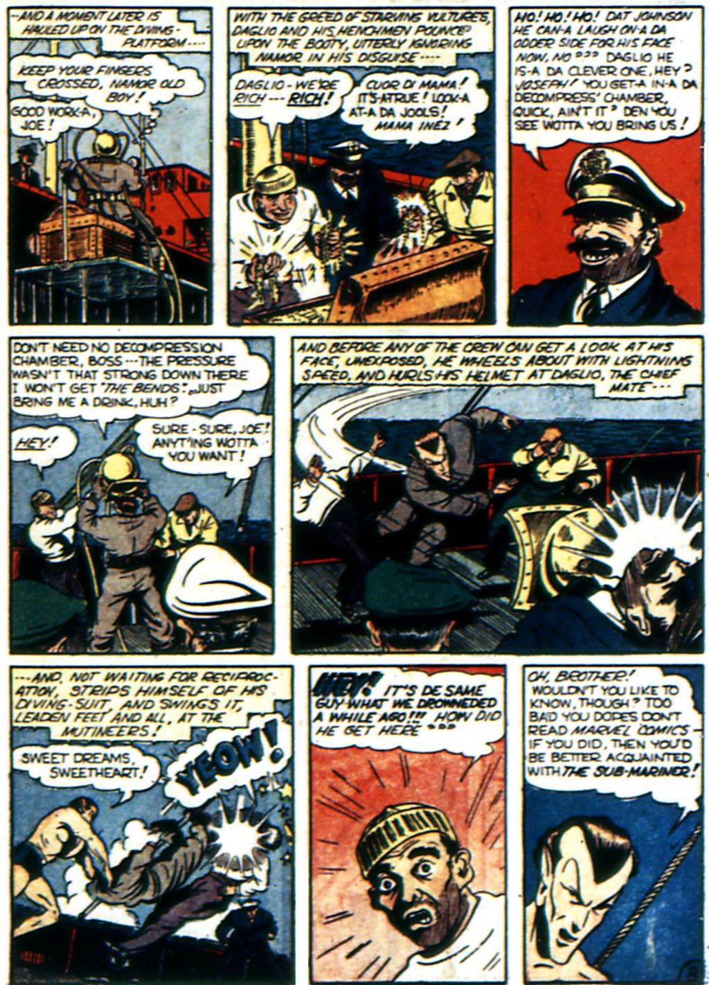 Read online All-Winners Comics comic -  Issue #3 - 50