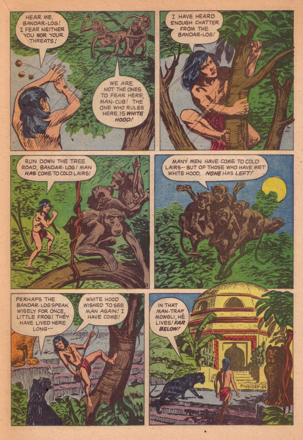 Four Color Comics issue 620 - Page 23