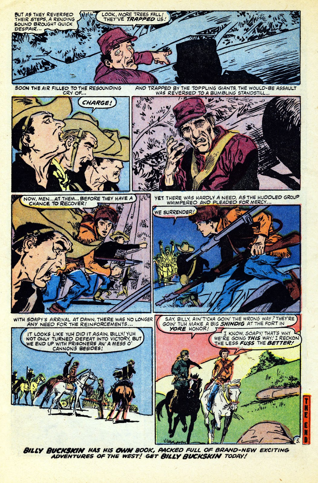 Gunsmoke Western issue 32 - Page 32