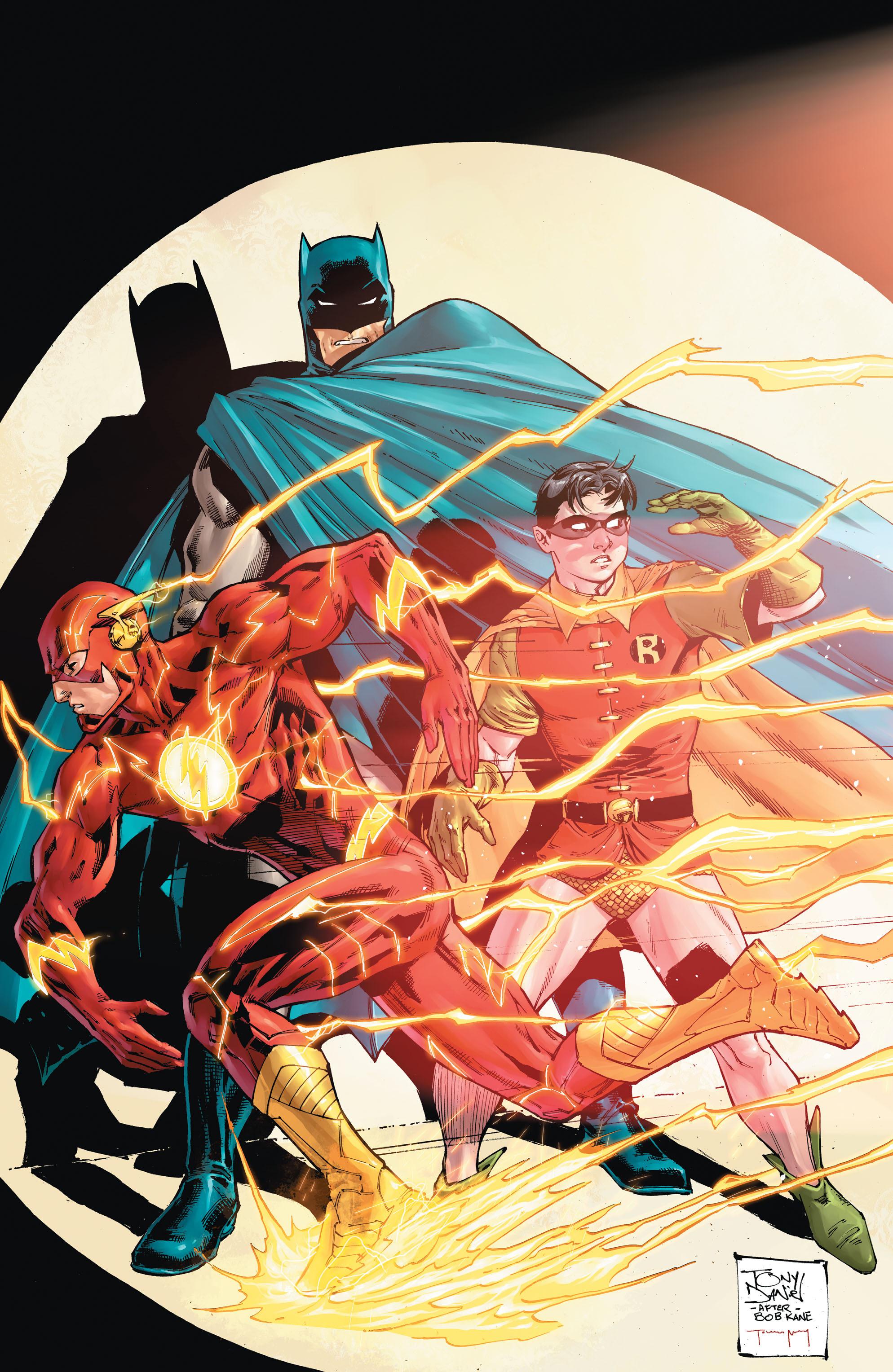 Read online Batman (2011) comic -  Issue # _TPB 7 - 161
