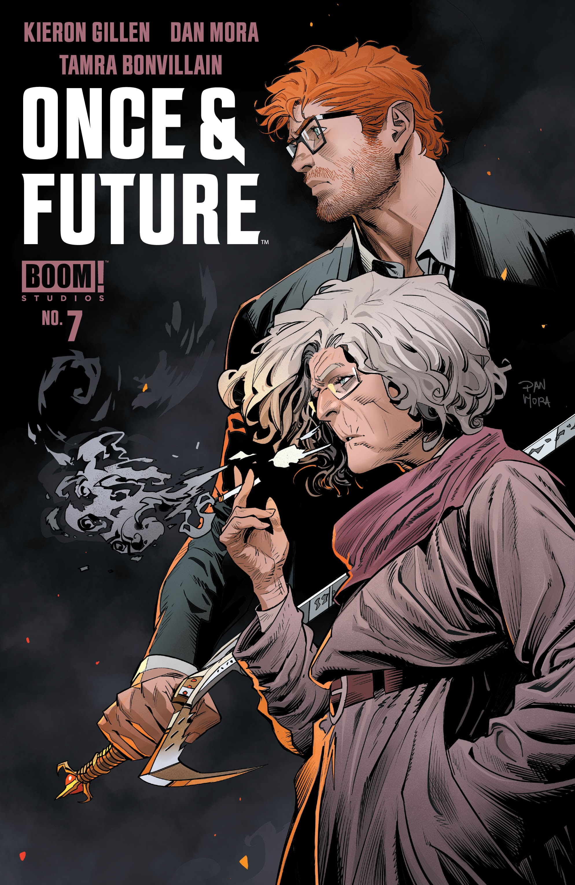 Once & Future 7 Page 1