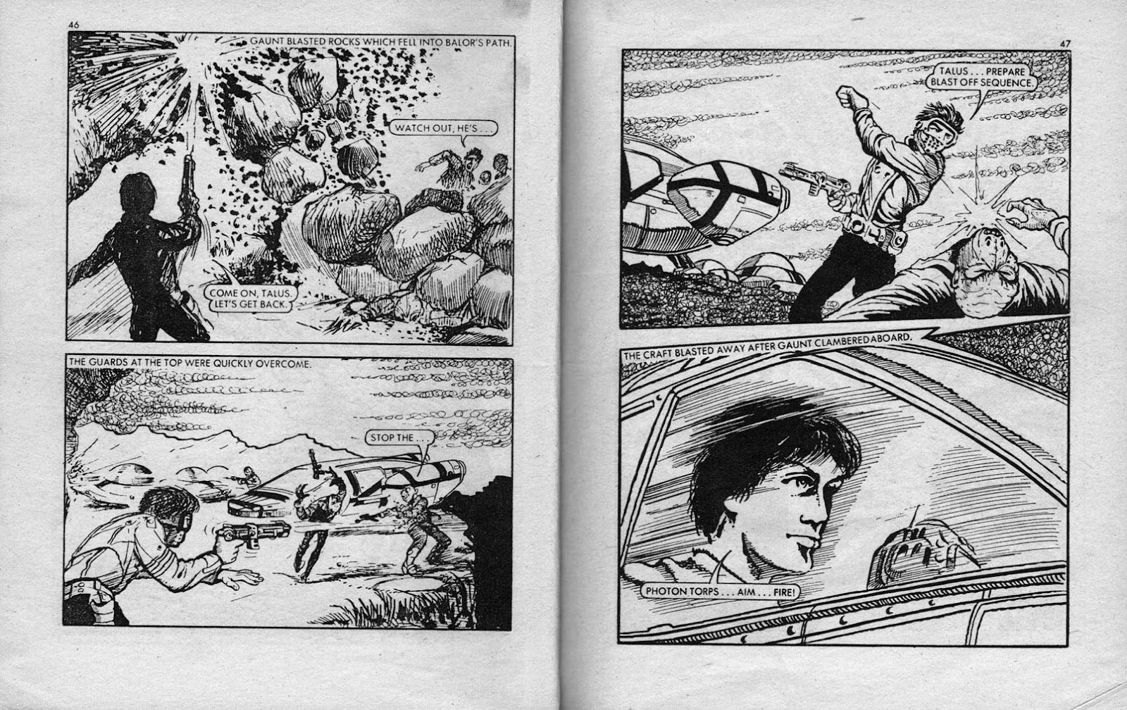 Starblazer issue 28 - Page 24