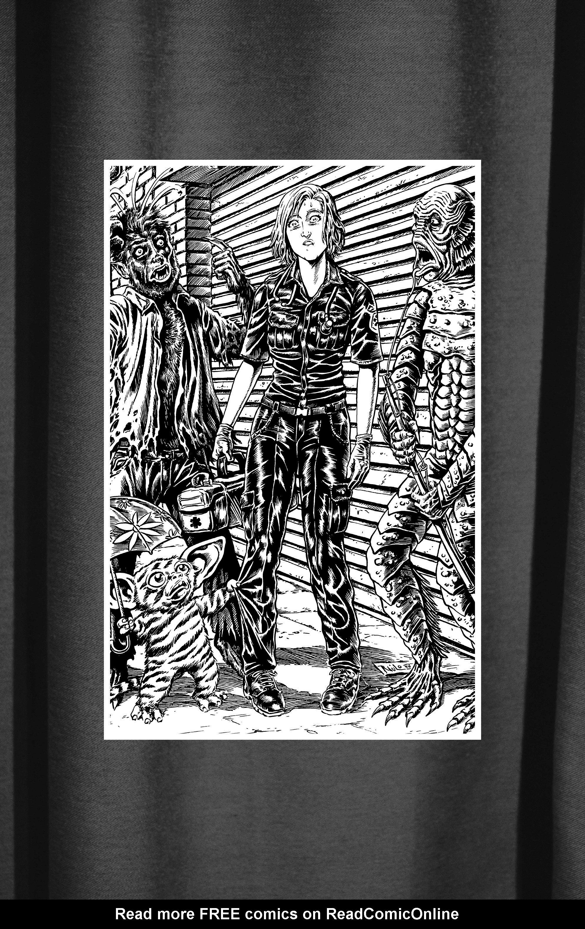Read online Alan Moore's Cinema Purgatorio comic -  Issue #7 - 14