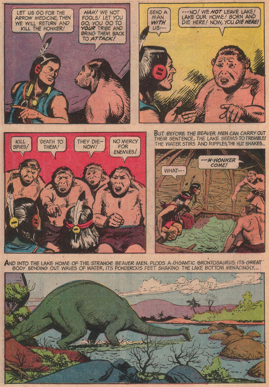 Read online Turok, Son of Stone comic -  Issue #51 - 8