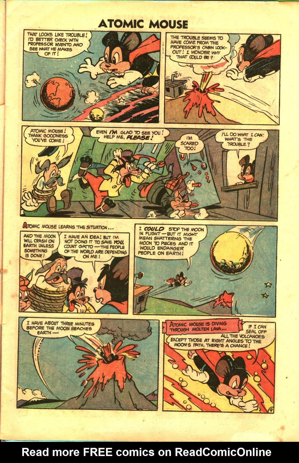 Atomic Mouse issue 8 - Page 11
