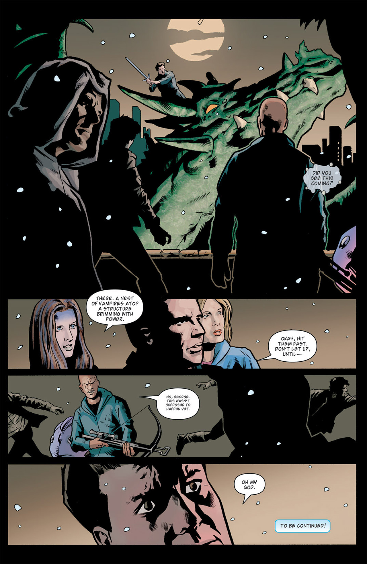 Read online Angel: After The Fall comic -  Issue #10 - 25