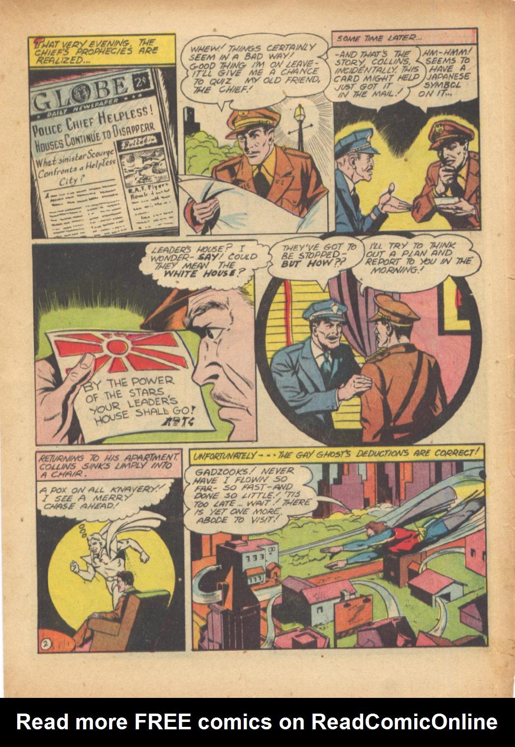 Read online Sensation (Mystery) Comics comic -  Issue #24 - 33