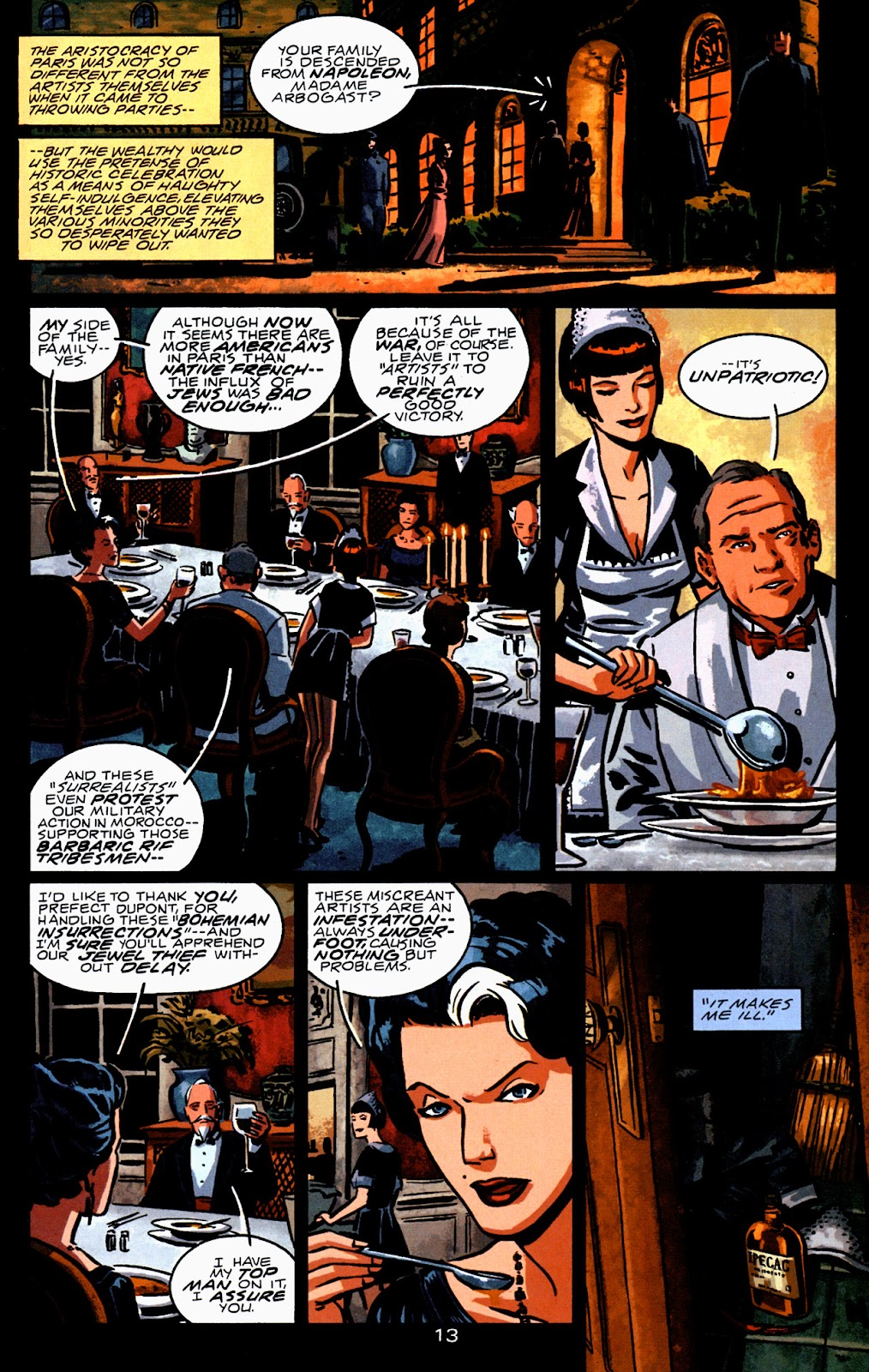 Read online Beware The Creeper (2003) comic -  Issue #2 - 14
