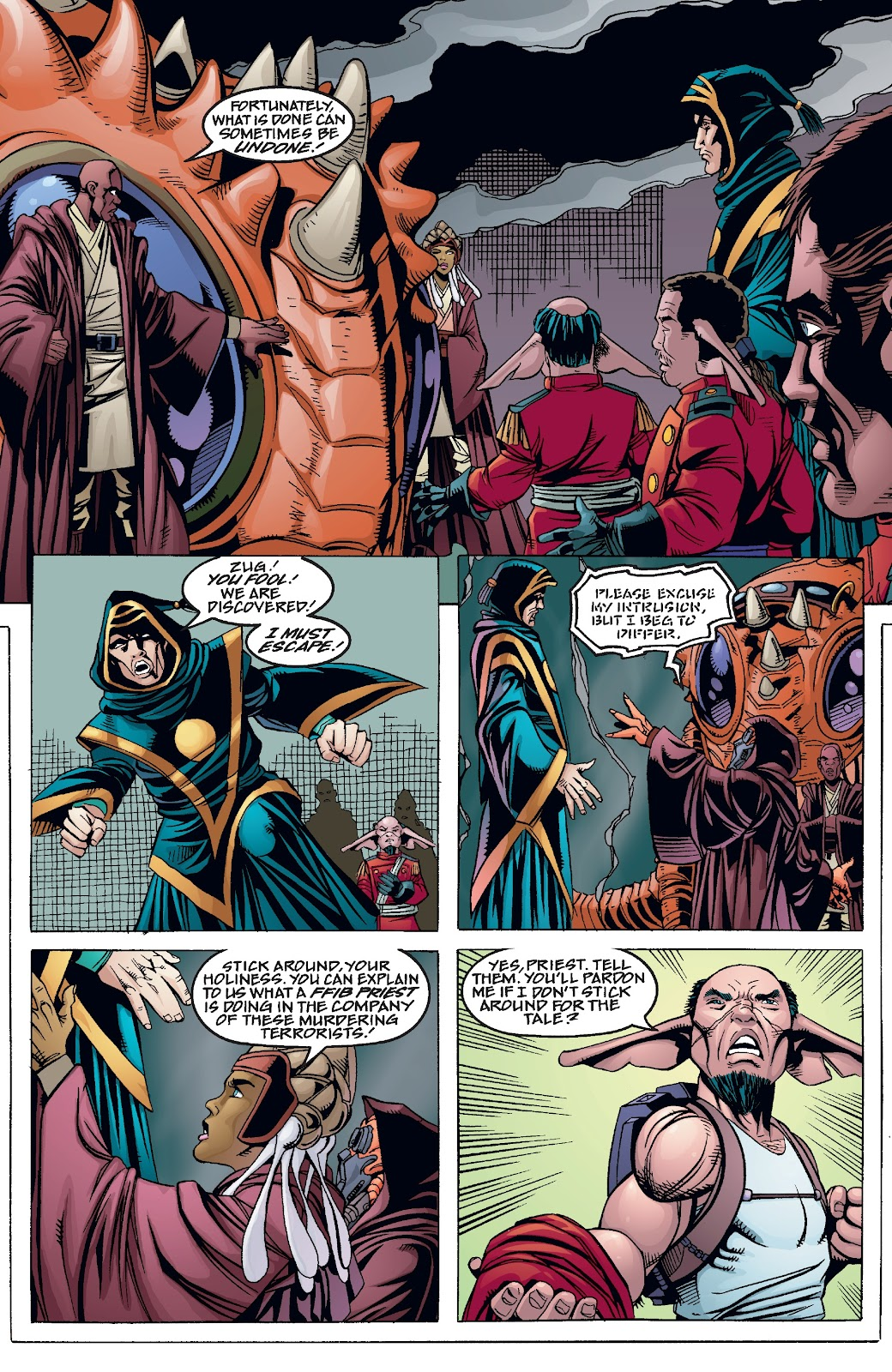 Read online Star Wars Legends Epic Collection: The Menace Revealed comic -  Issue # TPB (Part 4) - 32
