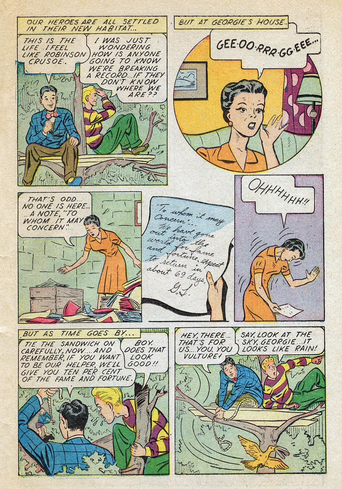 Georgie Comics (1945) issue 4 - Page 31