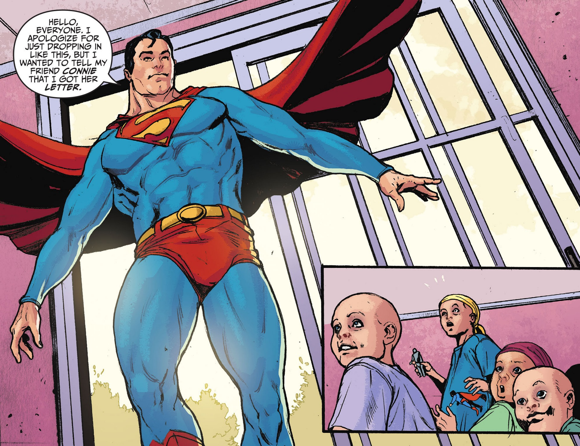 Read online Adventures of Superman [I] comic -  Issue #28 - 18
