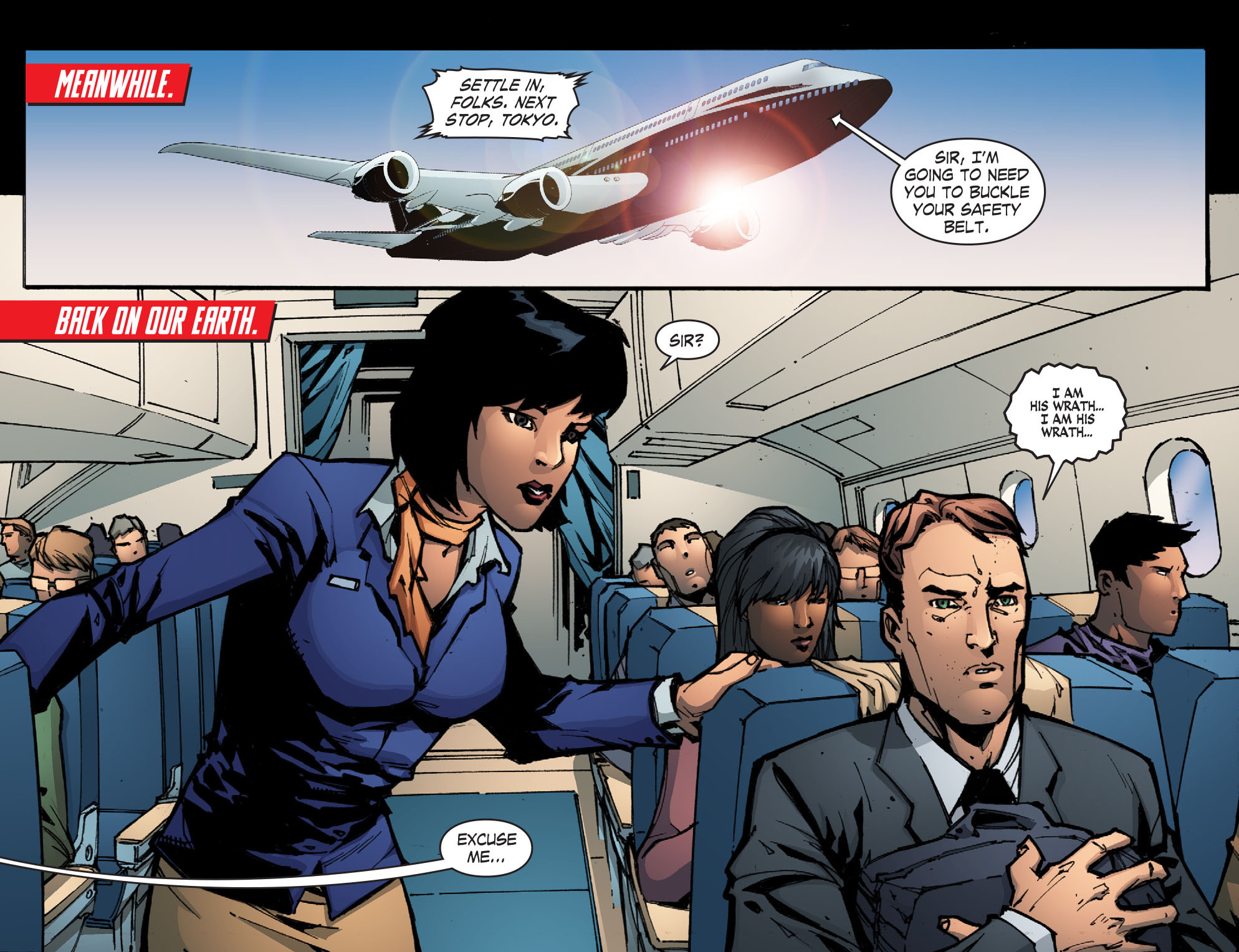 Read online Smallville: Chaos [II] comic -  Issue #7 - 11