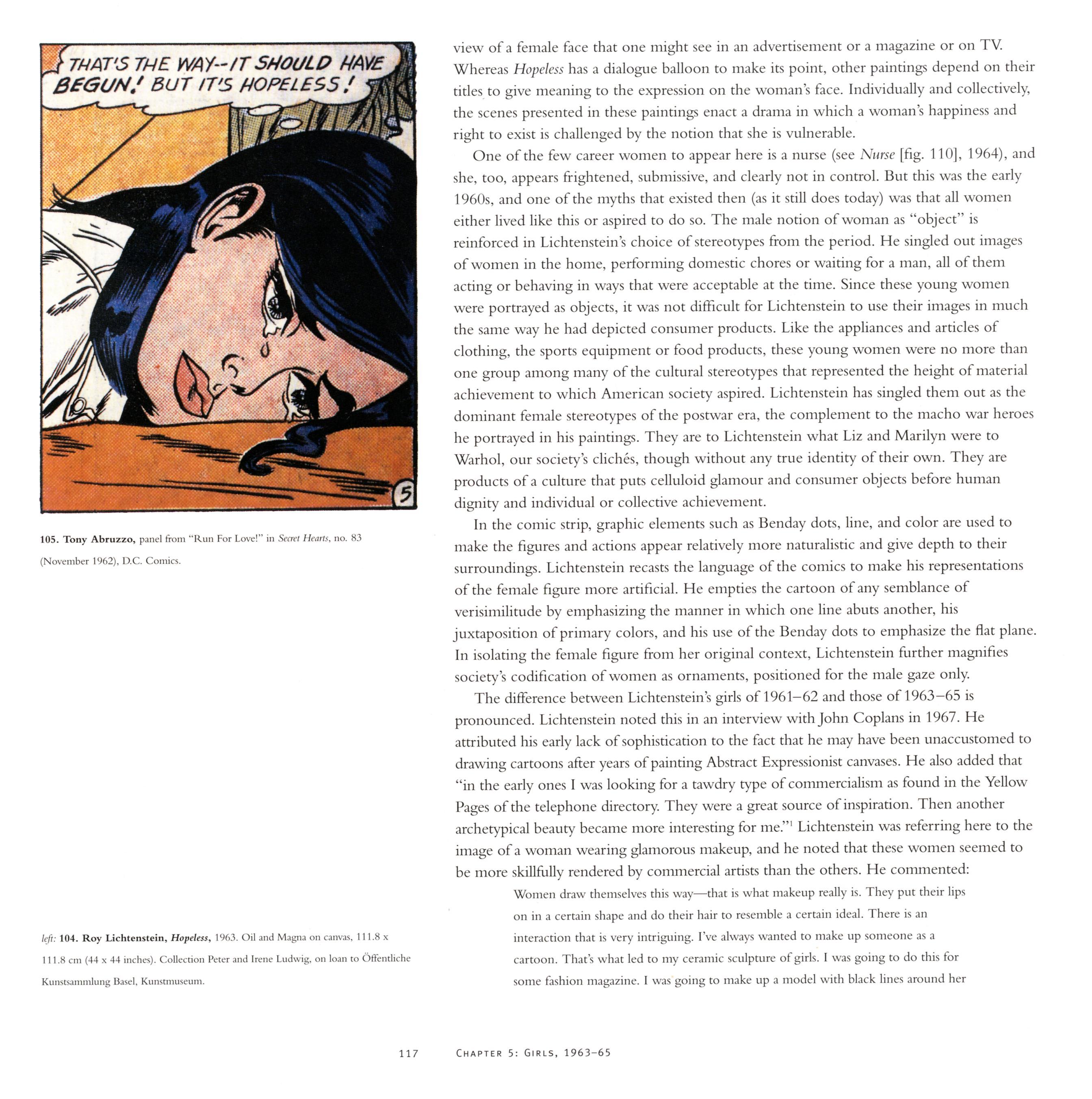 Read online Secret Hearts comic -  Issue #83 - 44